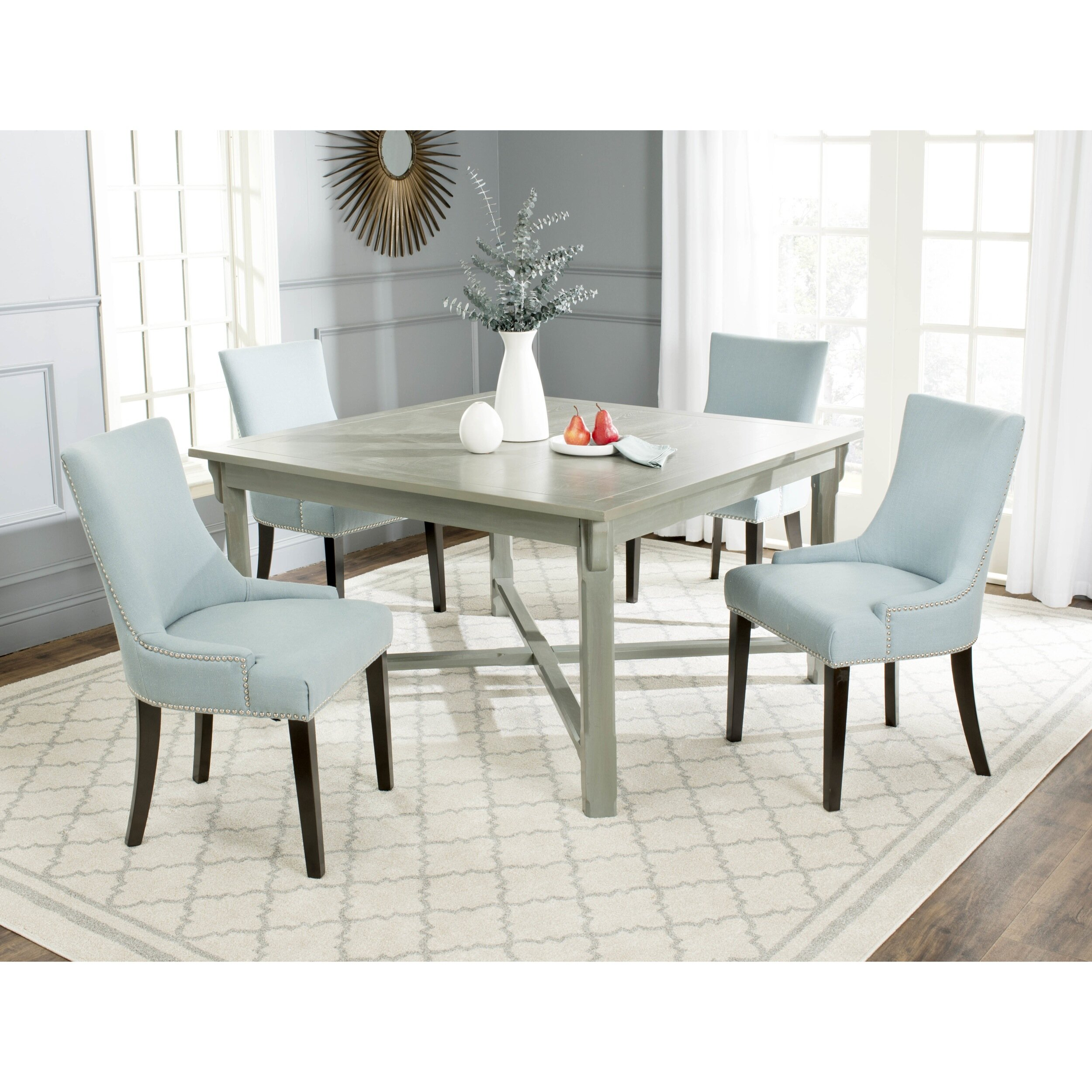 Safavieh bleeker dining table reviews wayfair for Wayfair furniture dining tables