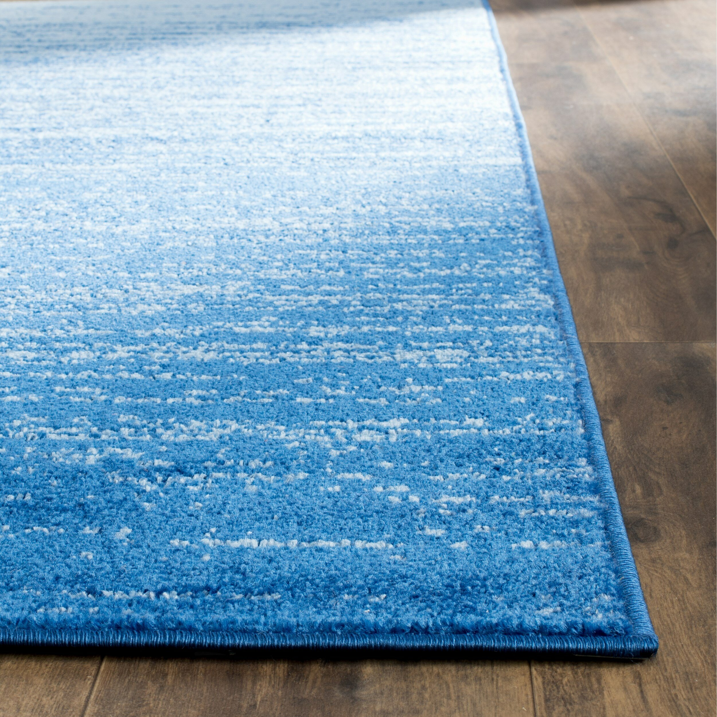 Safavieh Adirondack Light Blue Dark Blue Area Rug