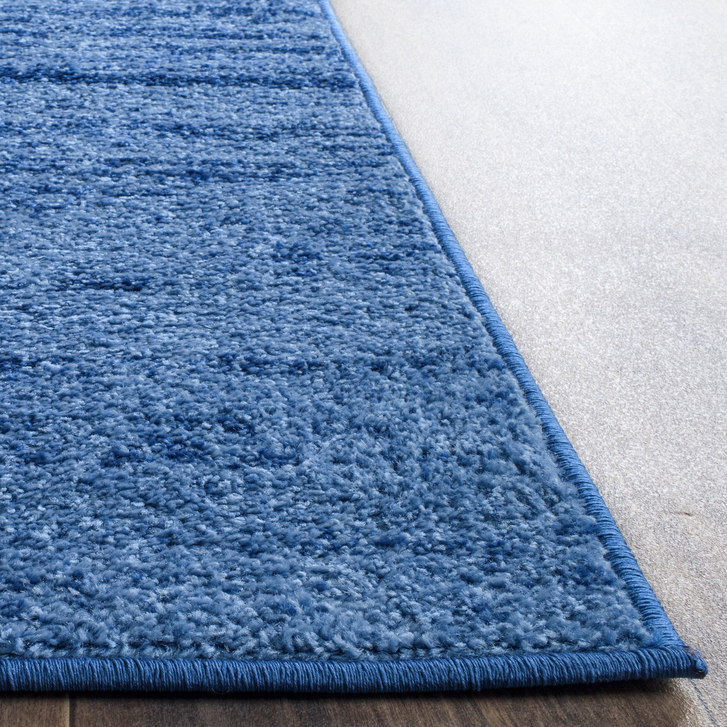 safavieh adirondacks light blue dark blue area rug