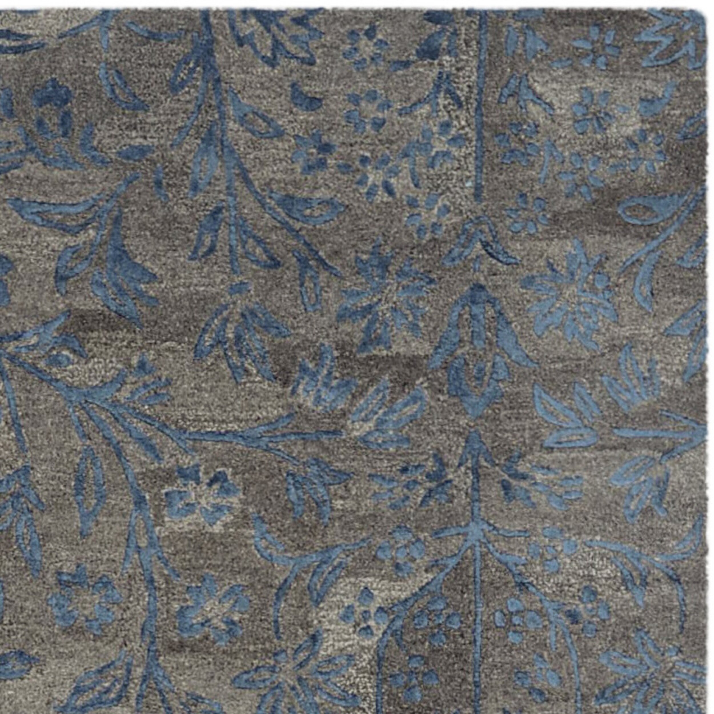Safavieh Sapphire Brown Blue Area Rug Wayfair