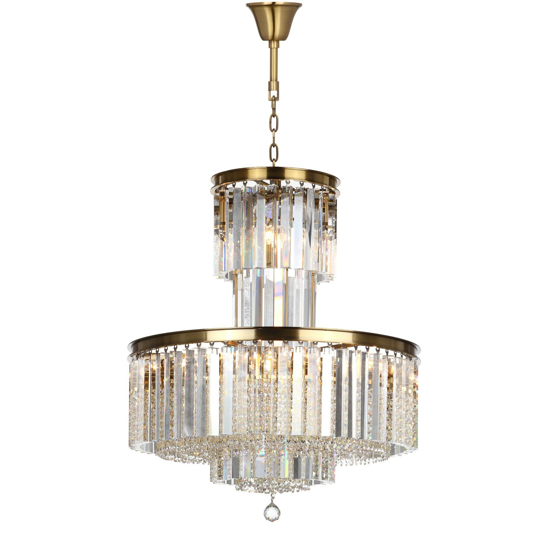 Wayfair Chandelier: Safavieh Couture Averil Crystal Chandelier