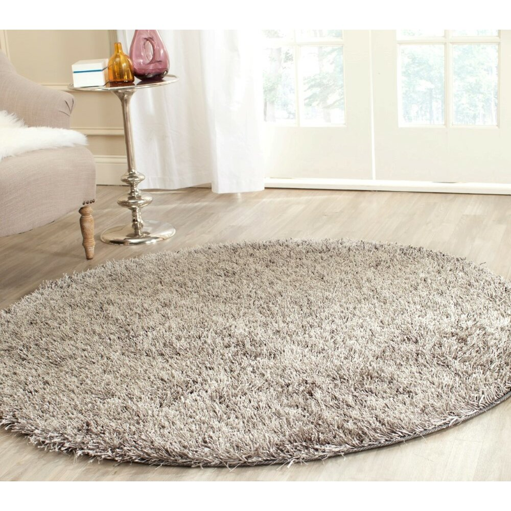 Dog Eating Wool Rug: Safavieh Paris Handmade Gray Area Rug & Reviews
