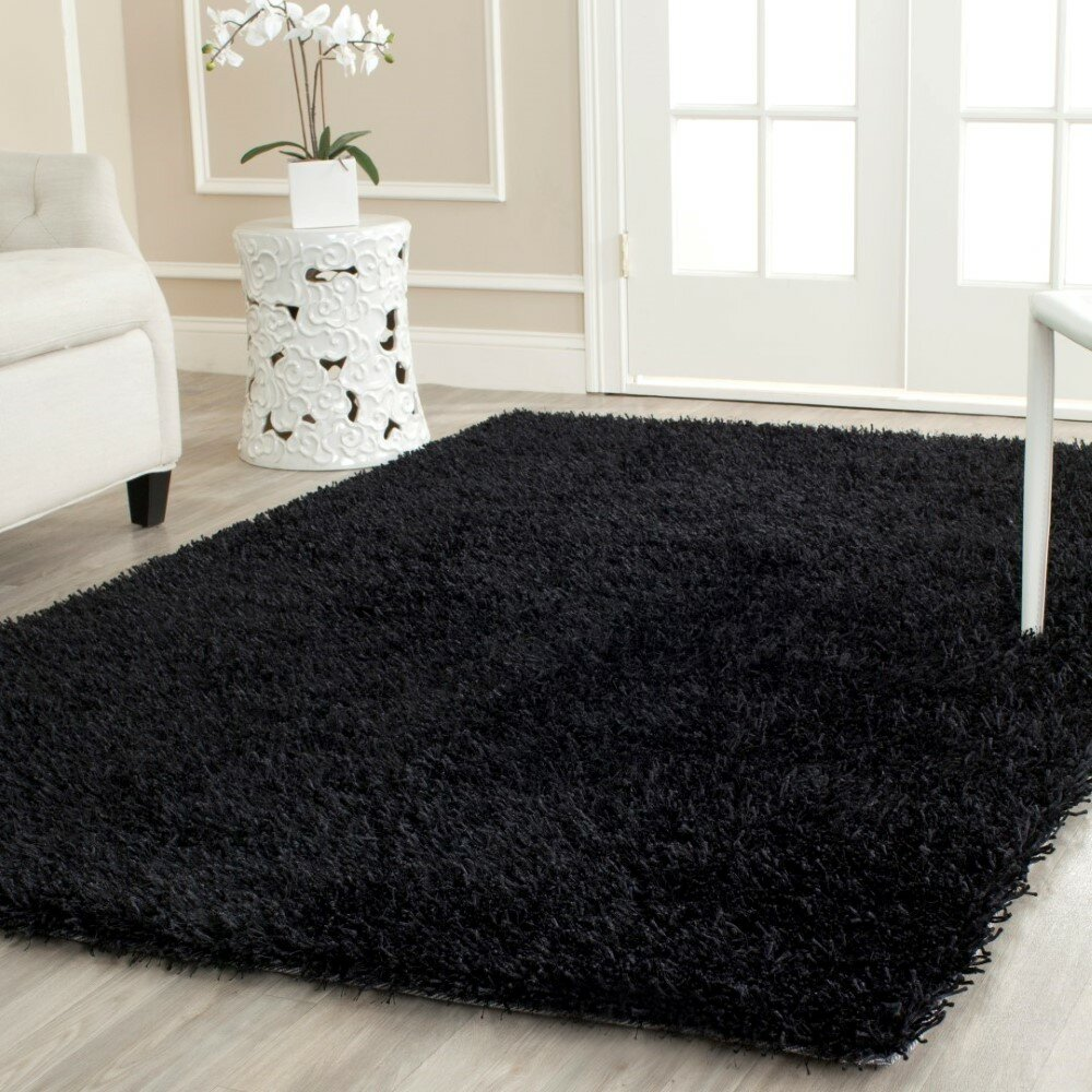 Safavieh Paris Handmade Black Area Rug Amp Reviews Wayfair