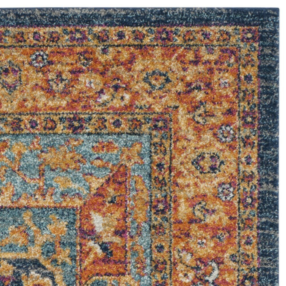 Safavieh Evoke BlueOrange Area Rug amp Reviews Wayfair : Safavieh Evoke Blue Orange Area Rug EVK275C from www.wayfair.com size 1000 x 1000 jpeg 297kB