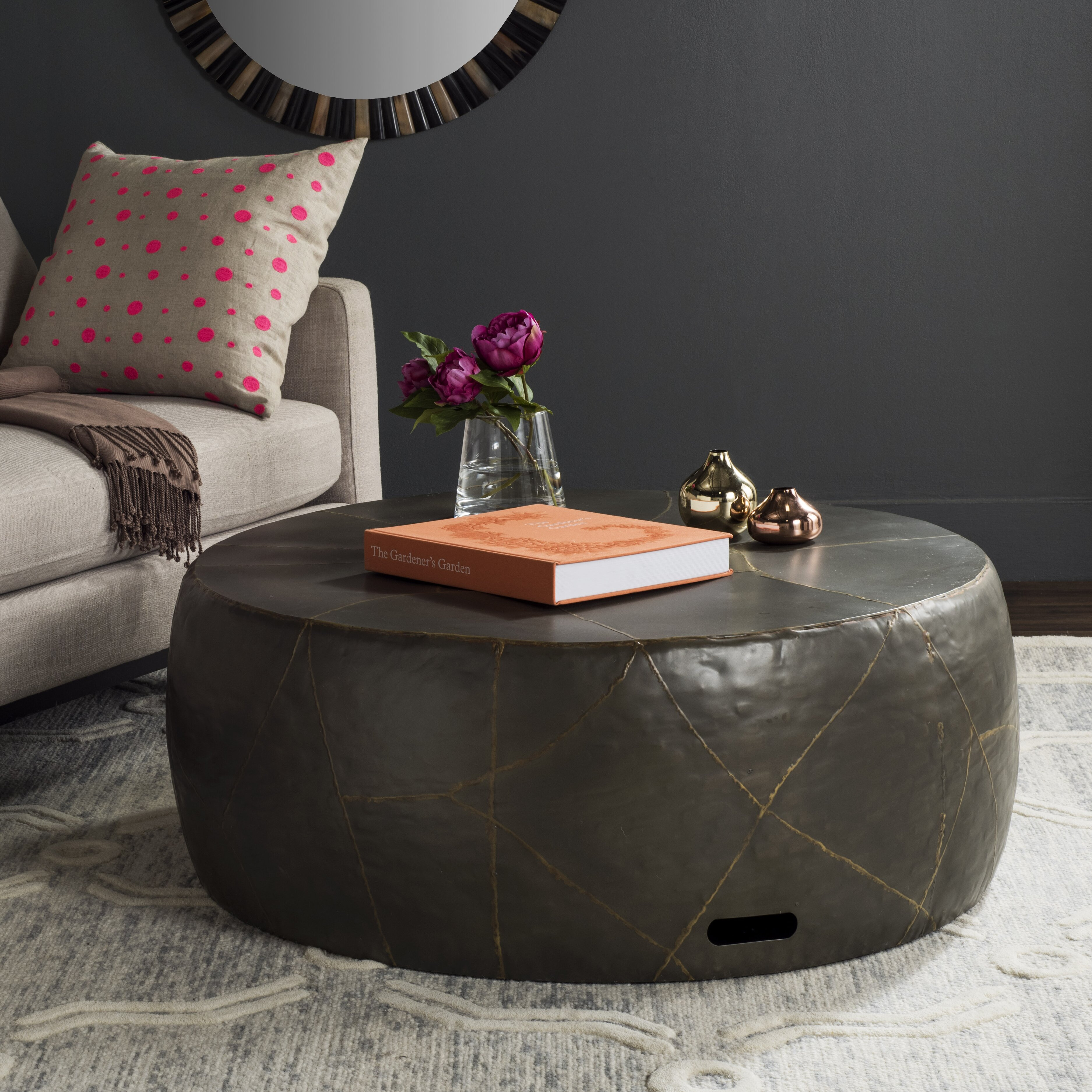 Trent Austin Design Laguna Coffee Table Reviews: Trent Austin Design Adak Coffee Table & Reviews