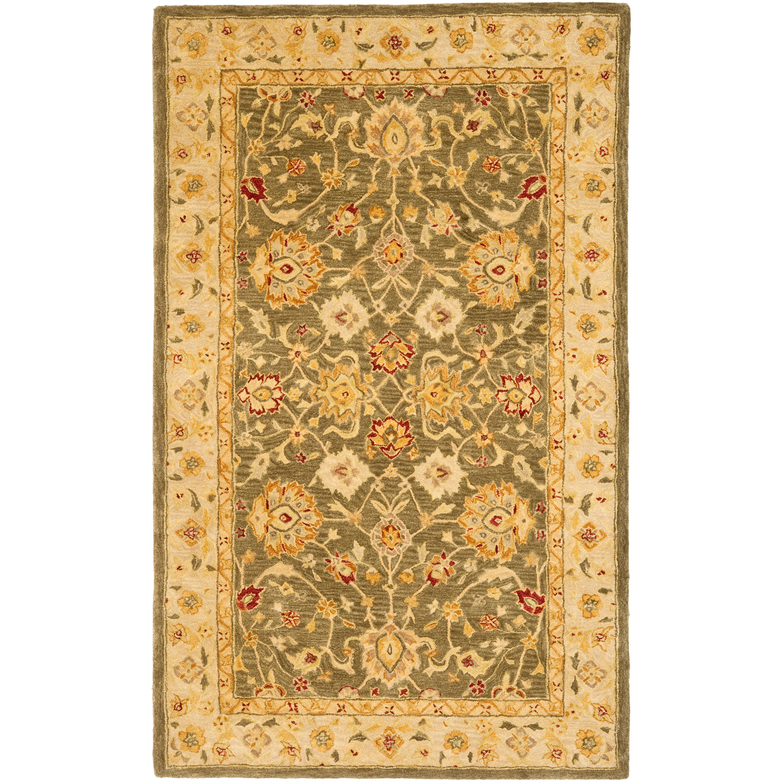 Safavieh anatolia area rug reviews wayfair for Safavieh rugs