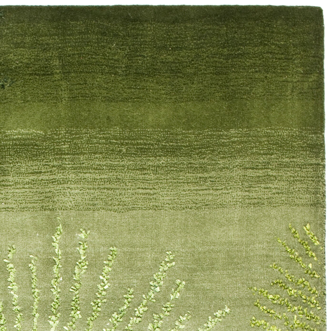 Safavieh Soho Green Area Rug & Reviews