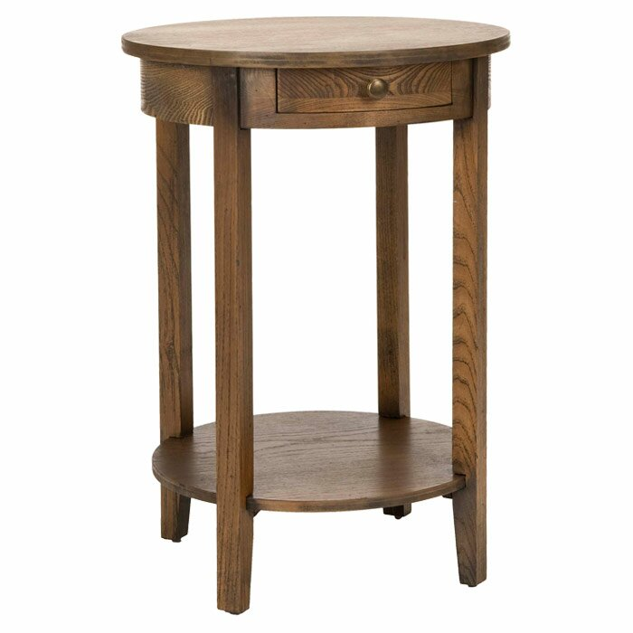 Safavieh hanna end table reviews wayfair for Table hanna