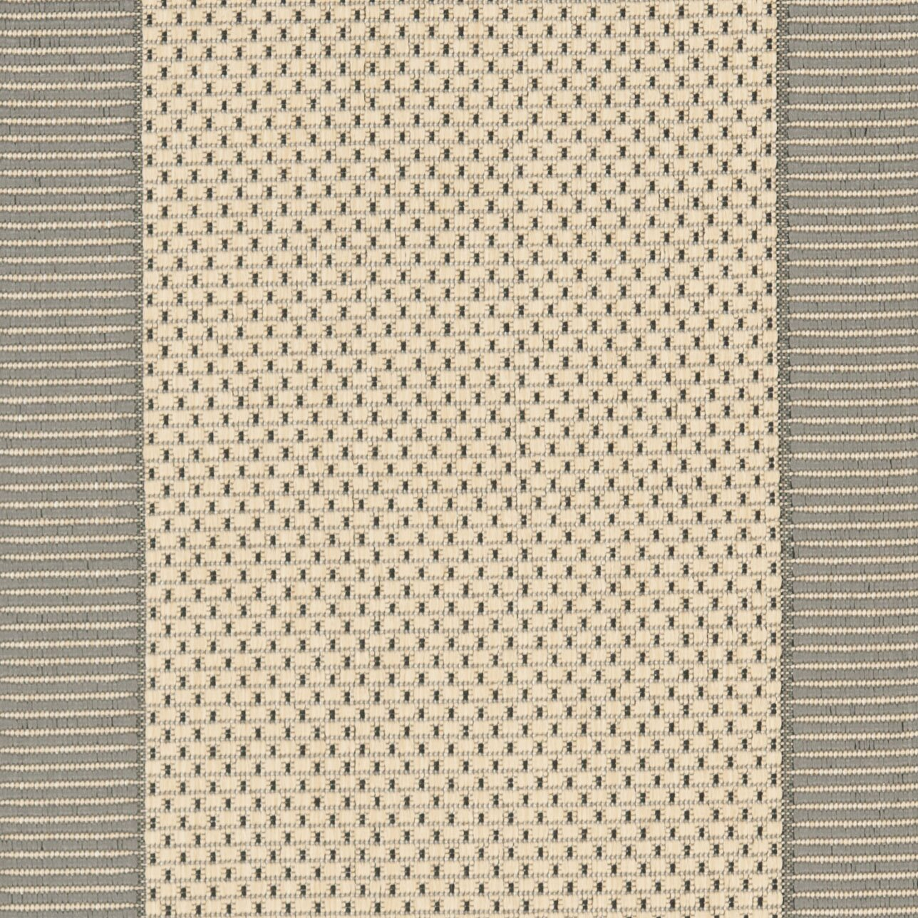 My Dog Ate Carpet Fibers: Safavieh Courtyard Grey/Cream Indoor/Outdoor Rug & Reviews