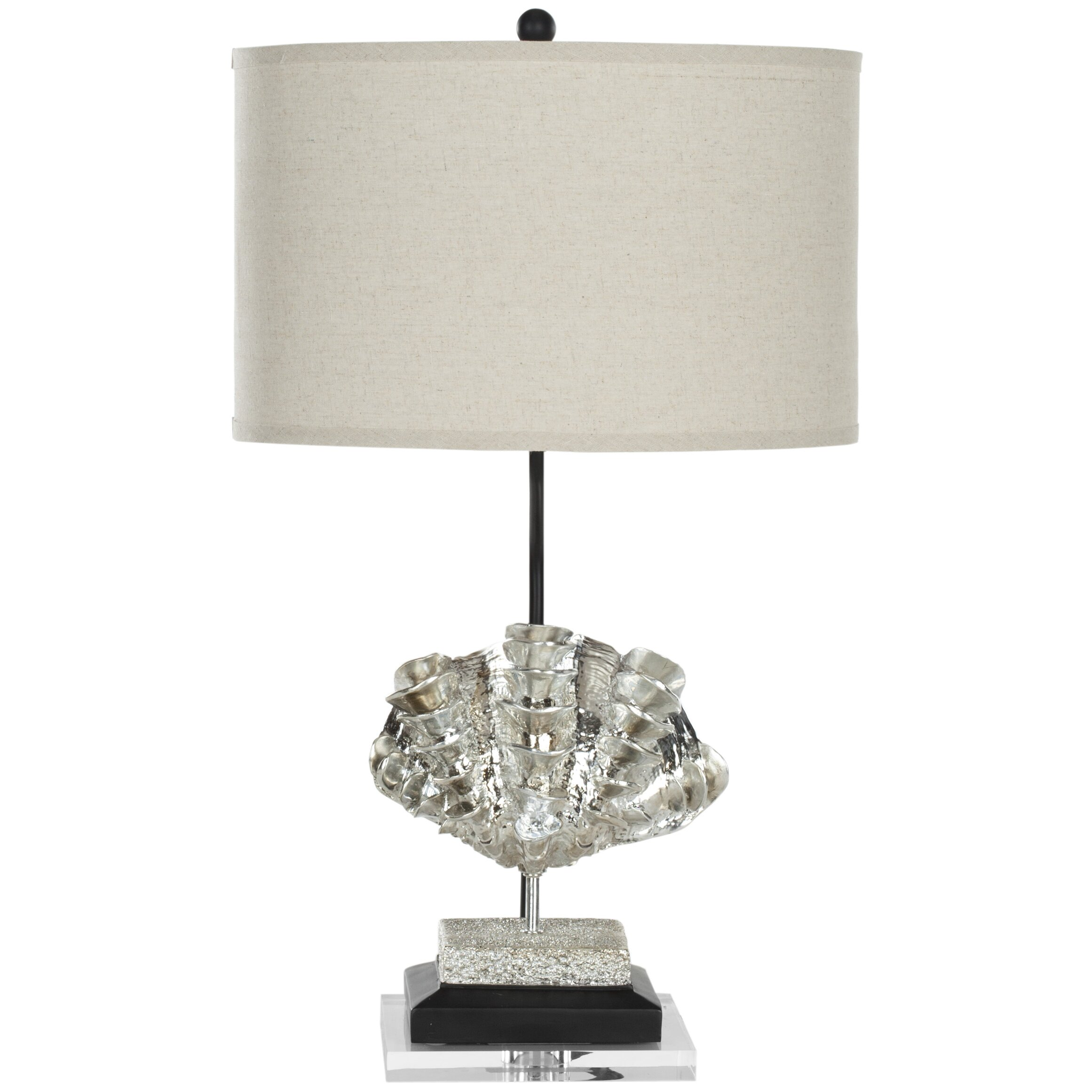 Safavieh Shell 27 5 Quot Table Lamps Set Of 2 Amp Reviews