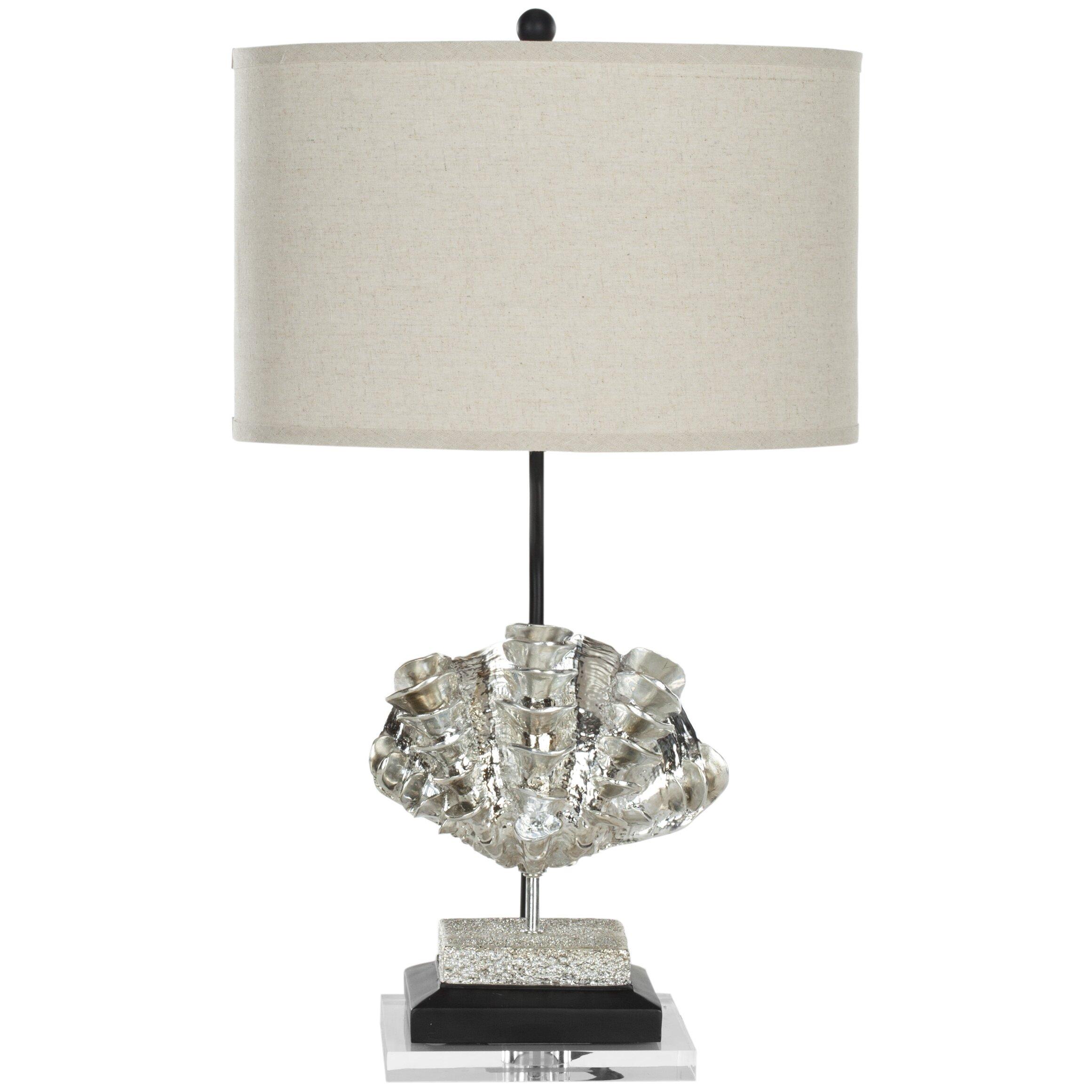 lighting lamps table lamps safavieh sku fv22378. Black Bedroom Furniture Sets. Home Design Ideas