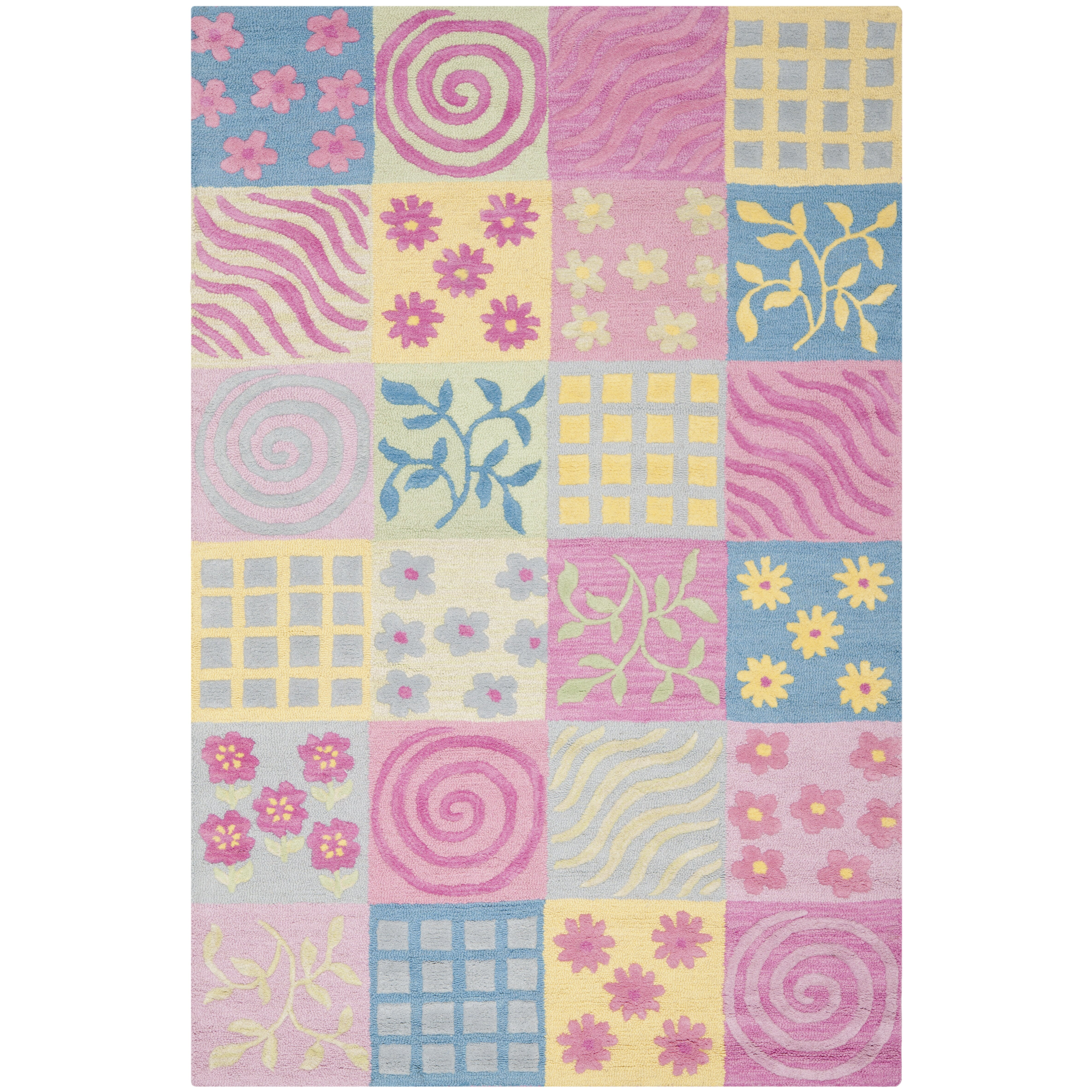 Shop our selection of Pink, Area Rugs in the Flooring Department at The Home Depot.