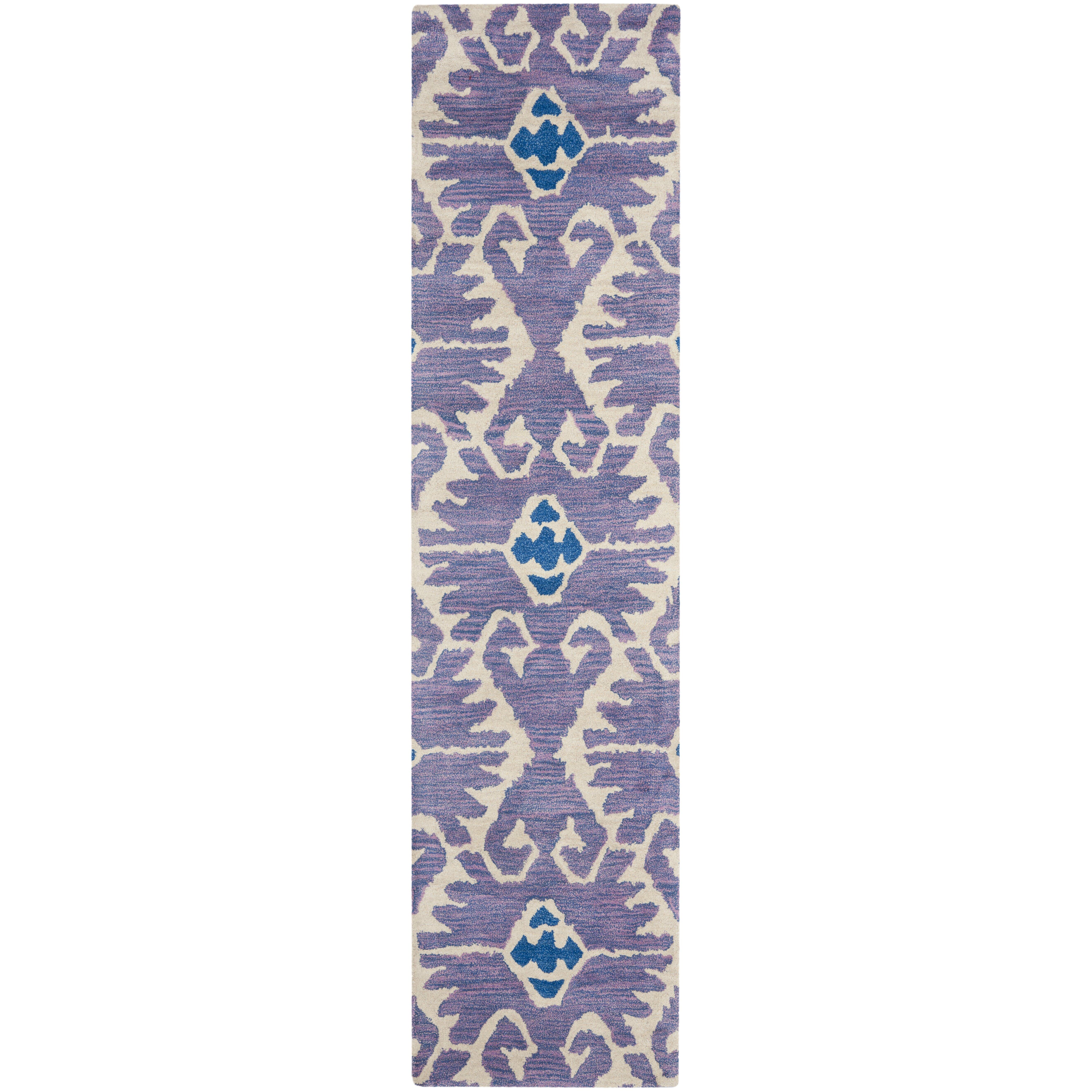 Lavender Rug: Safavieh Wyndham Lavender Area Rug & Reviews