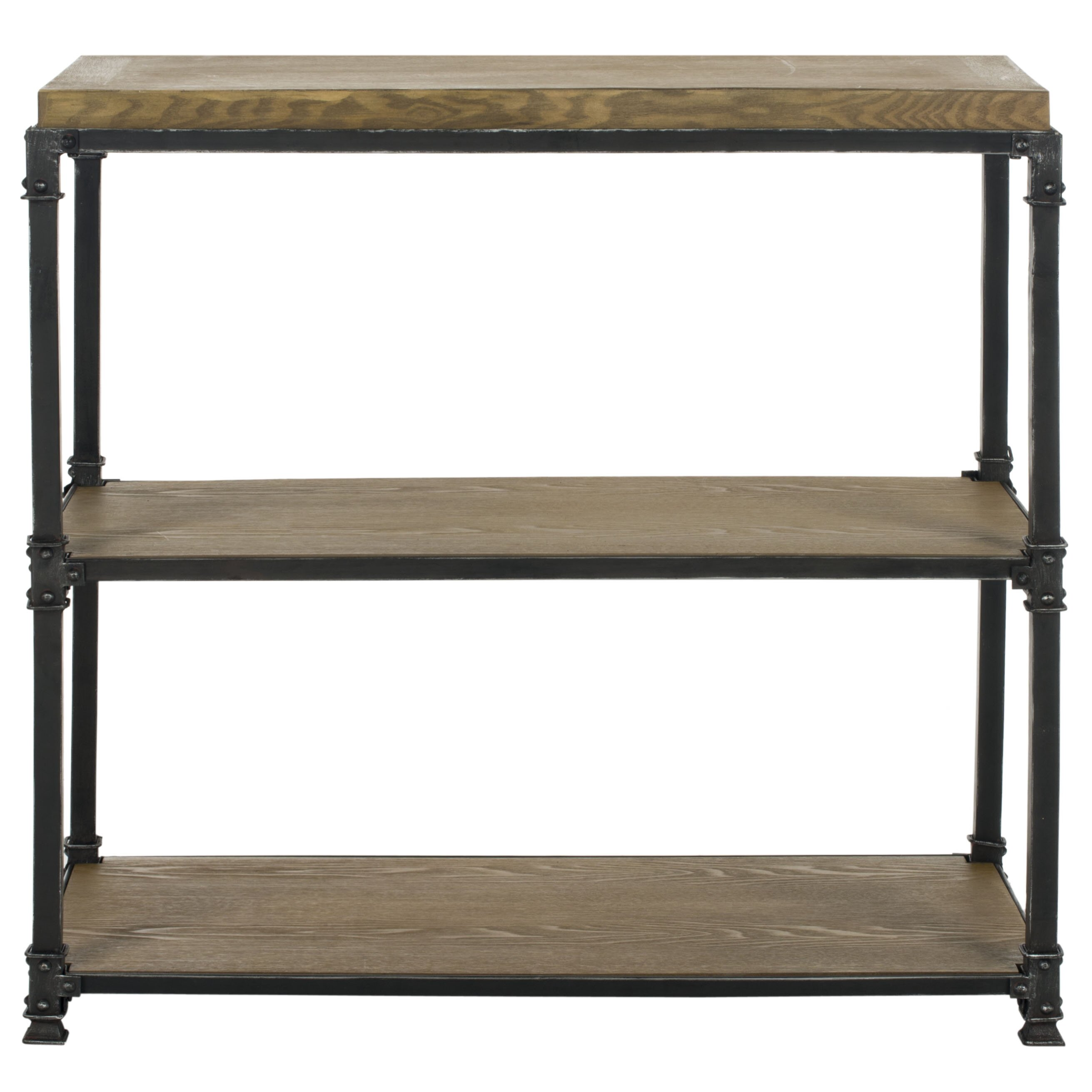 #78674A Furniture Accent Furniture 2 Shelf Bookcases Safavieh SKU: FV34279 with 2622x2622 px of Brand New Target Furniture Shelves 26222622 pic @ avoidforclosure.info