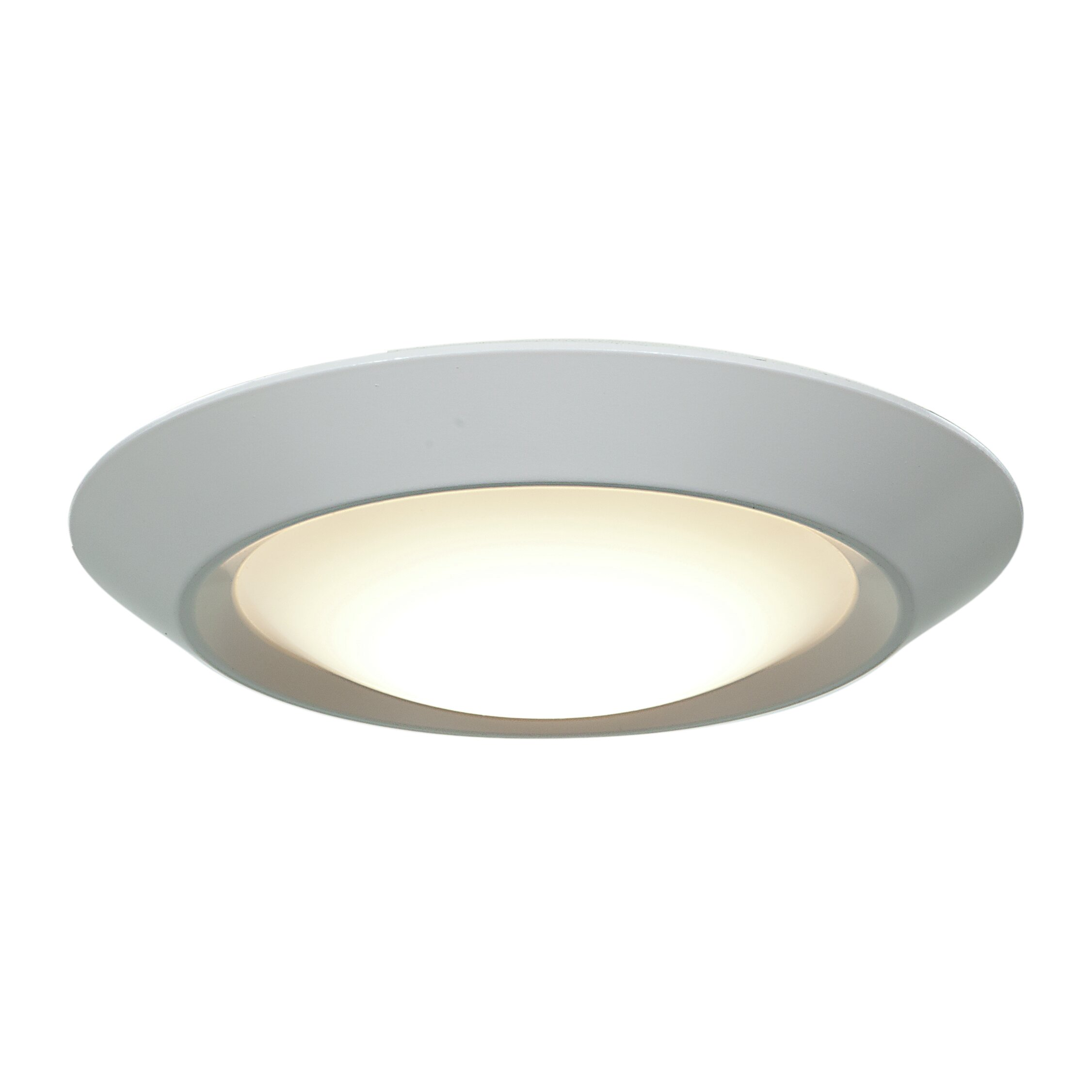Access Lighting Mini 1 Light Outdoor Flush Mount & Reviews