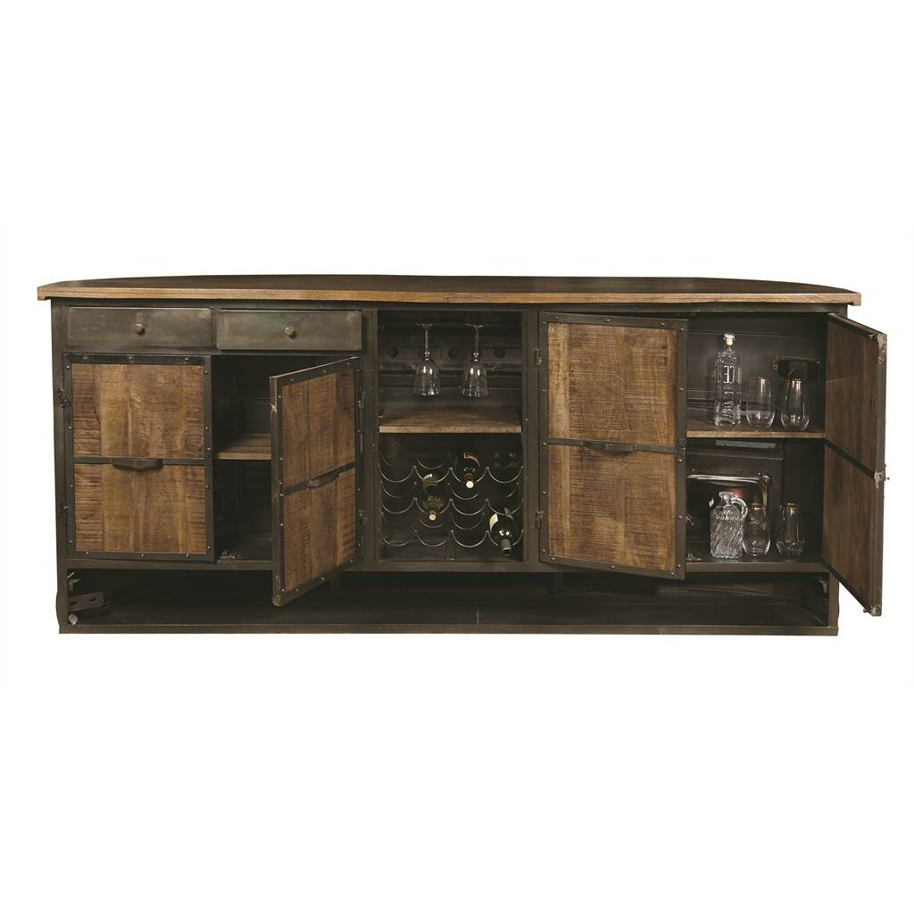 Highway eric church bar cabinet reviews wayfair - Eric dupond moretti cabinet ...