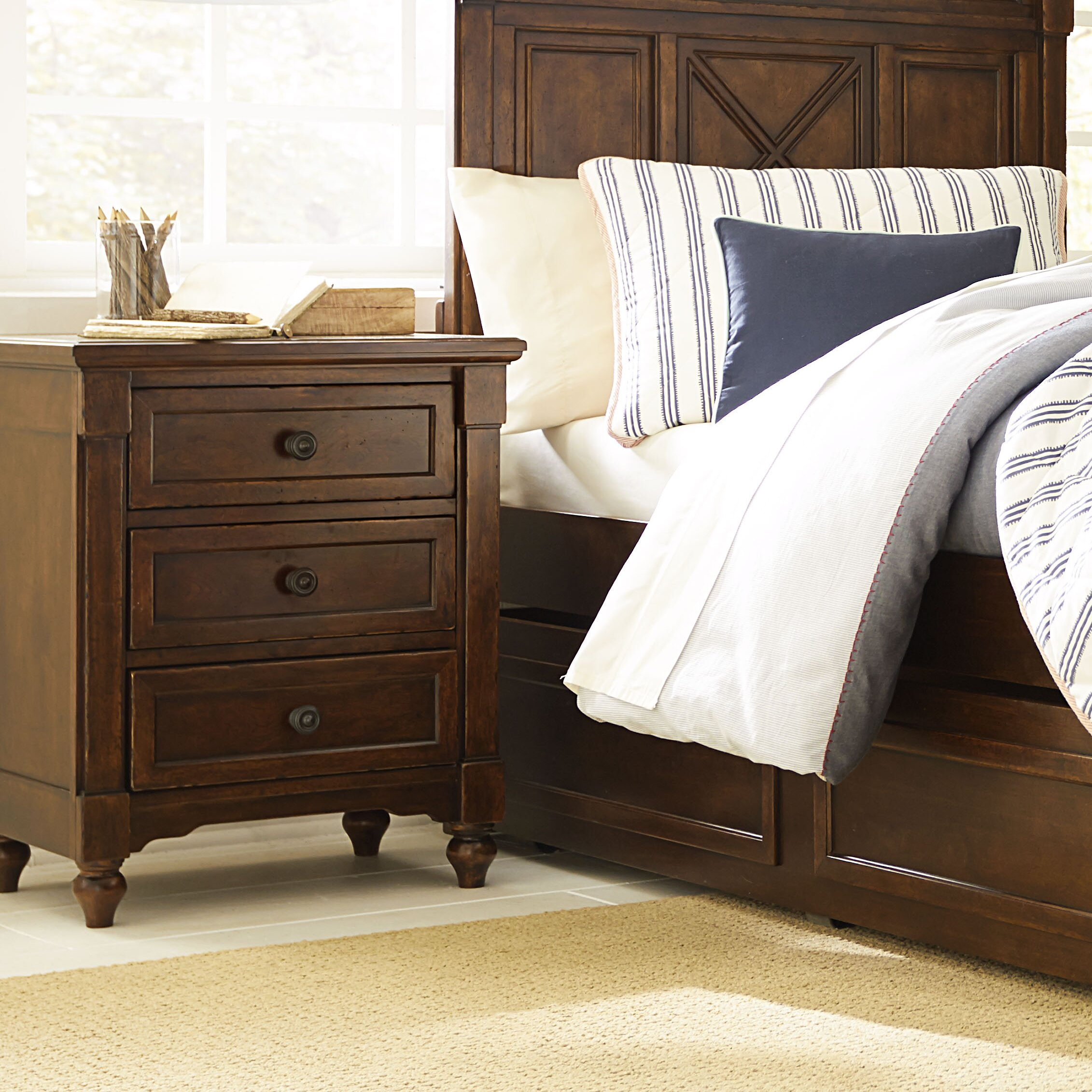 Bellissimo Bedroom Set: LC Kids Big Sur By Wendy Bellissimo Twin Panel