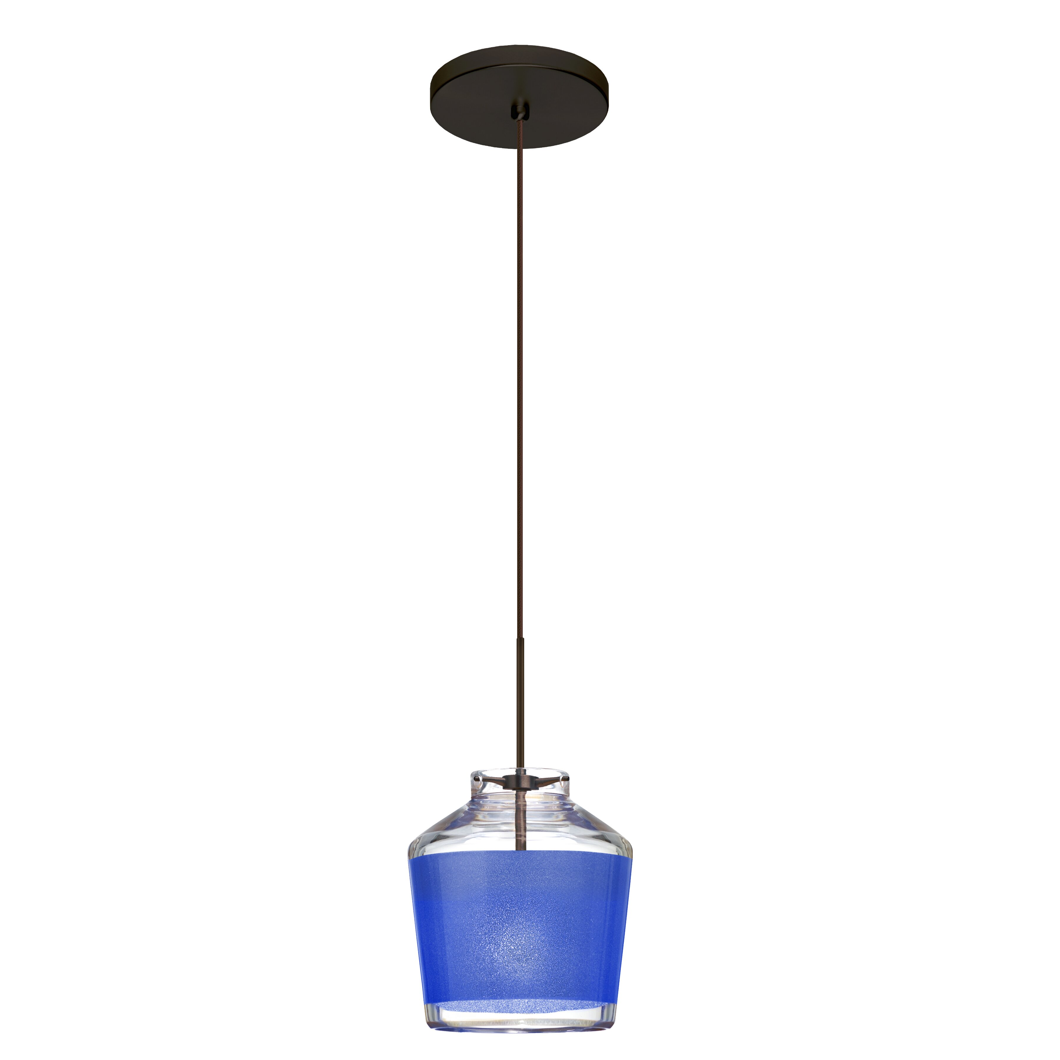 Besa Pendant Lighting Fixtures : Besa lighting pica light mini pendant wayfair