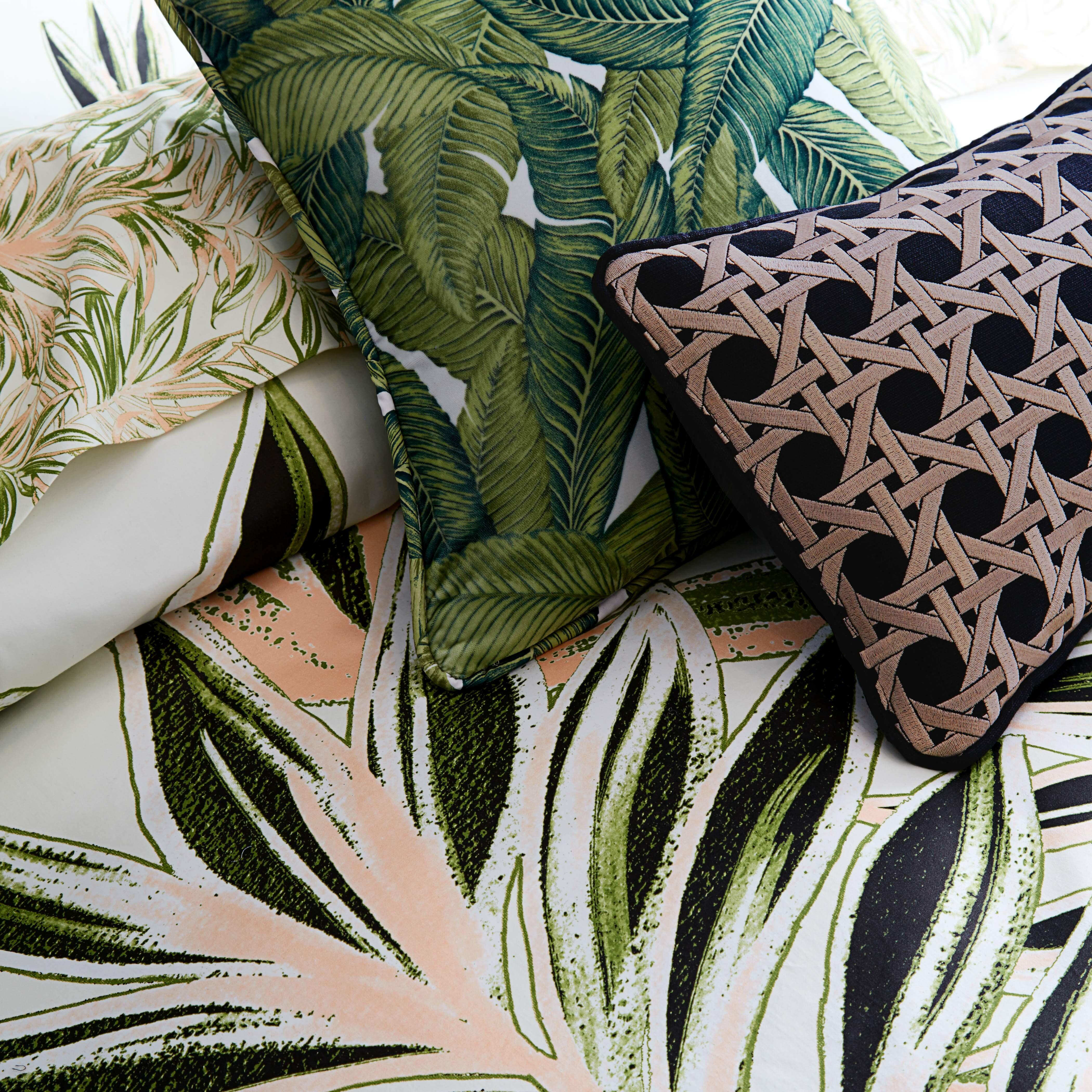 Christian Siriano Tropical Paradise 3 Piece Comforter Set