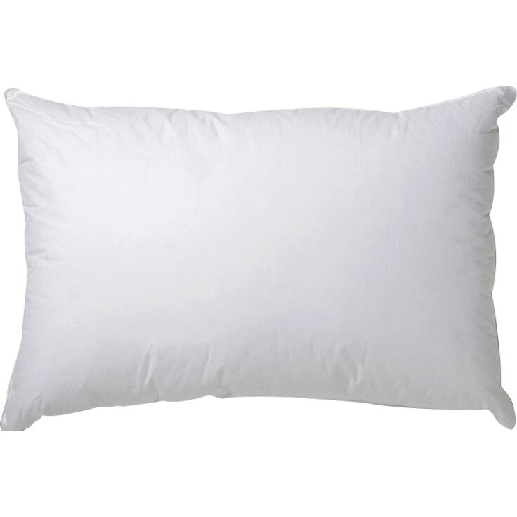 Eluxurysupply Exceptional Goose Down And Feather Pillow
