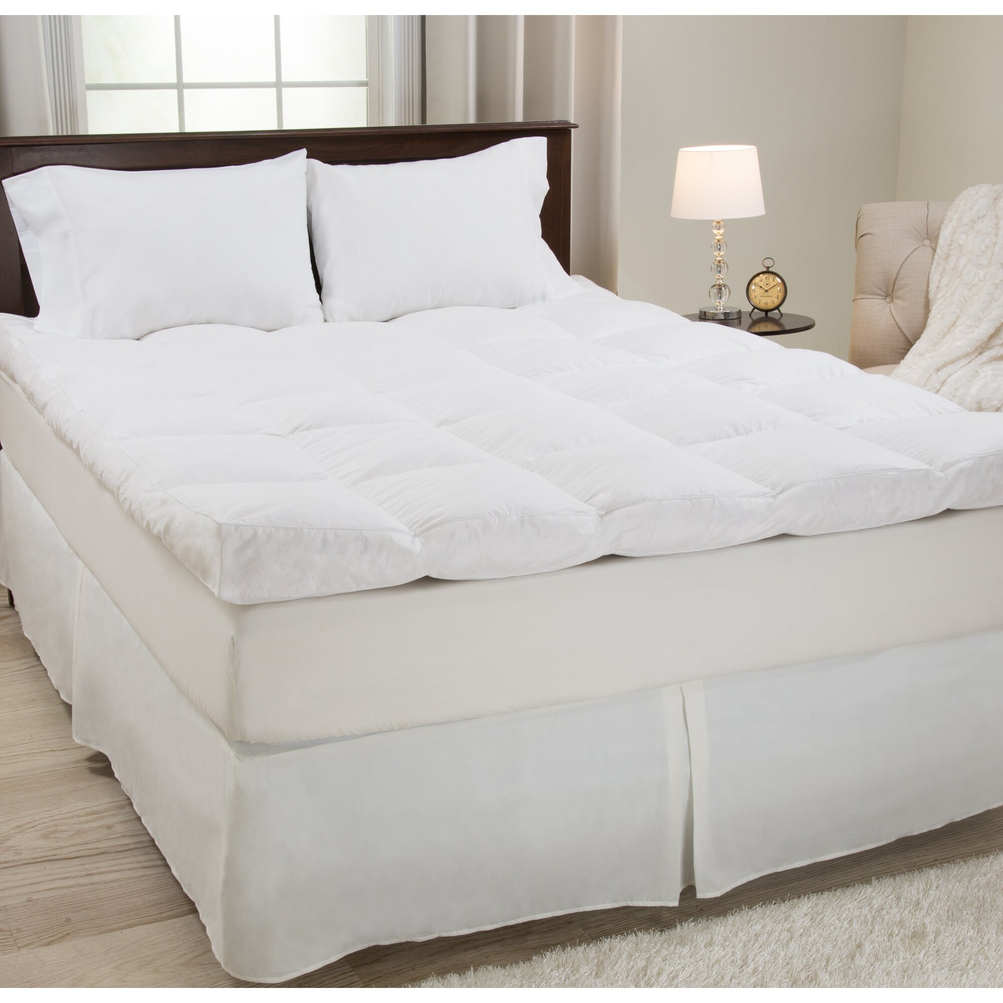 Feather Bed Mattress Topper