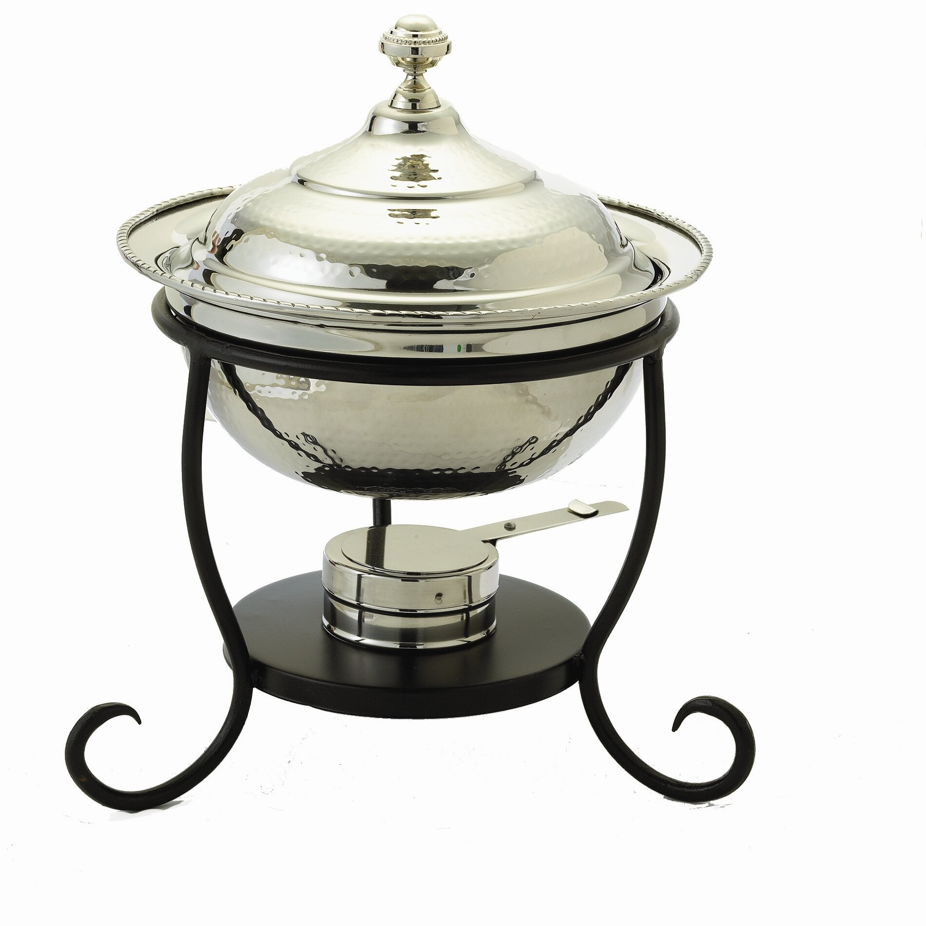 Old Dutch Round Chafing Dish Amp Reviews Wayfair