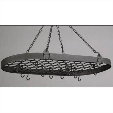 Old Dutch Oval Hanging Pot Rack & Reviews | Wayfair