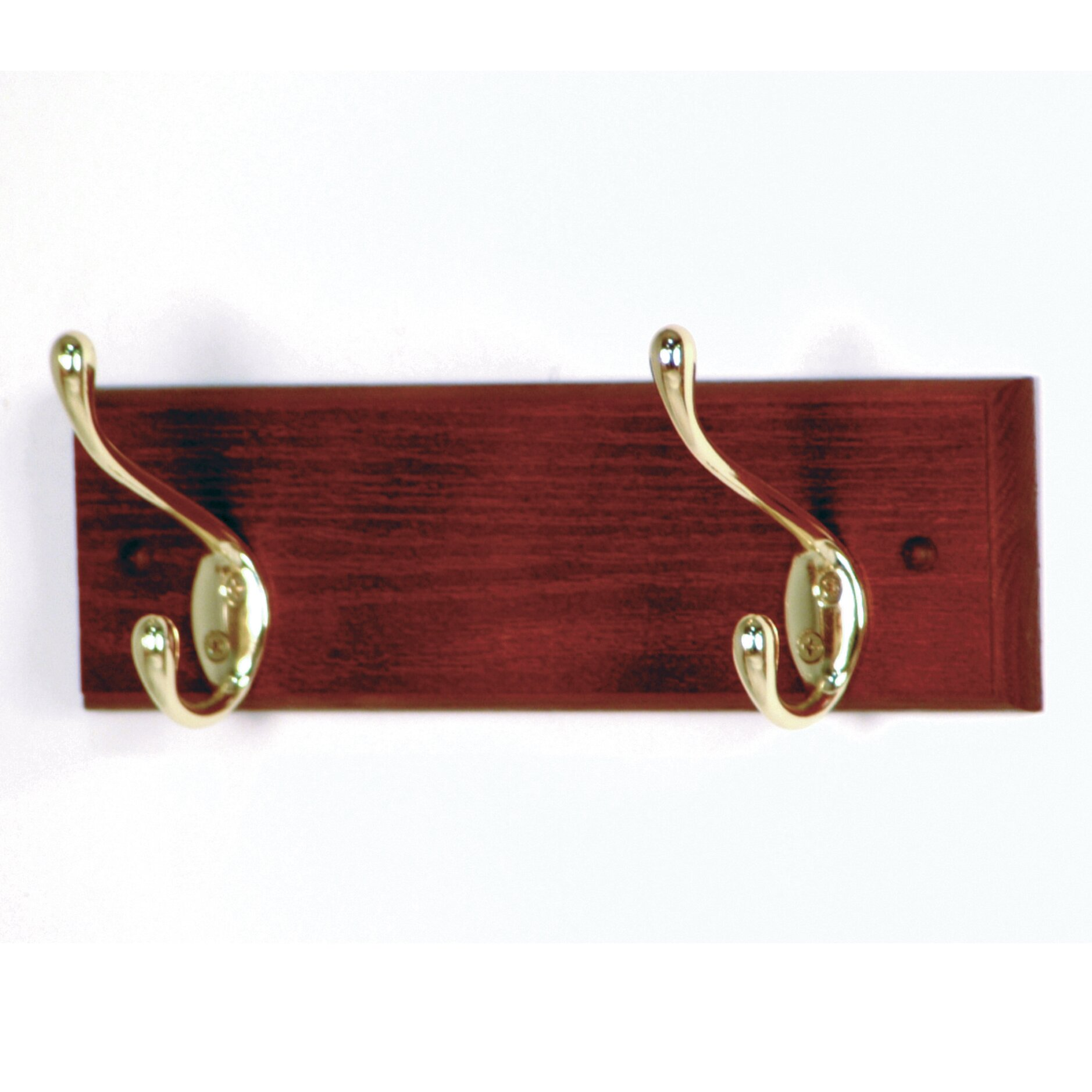 Very Impressive portraiture of Wooden Mallet Coat Rack with 2 Hooks & Reviews Wayfair with #6A2723 color and 1878x1878 pixels