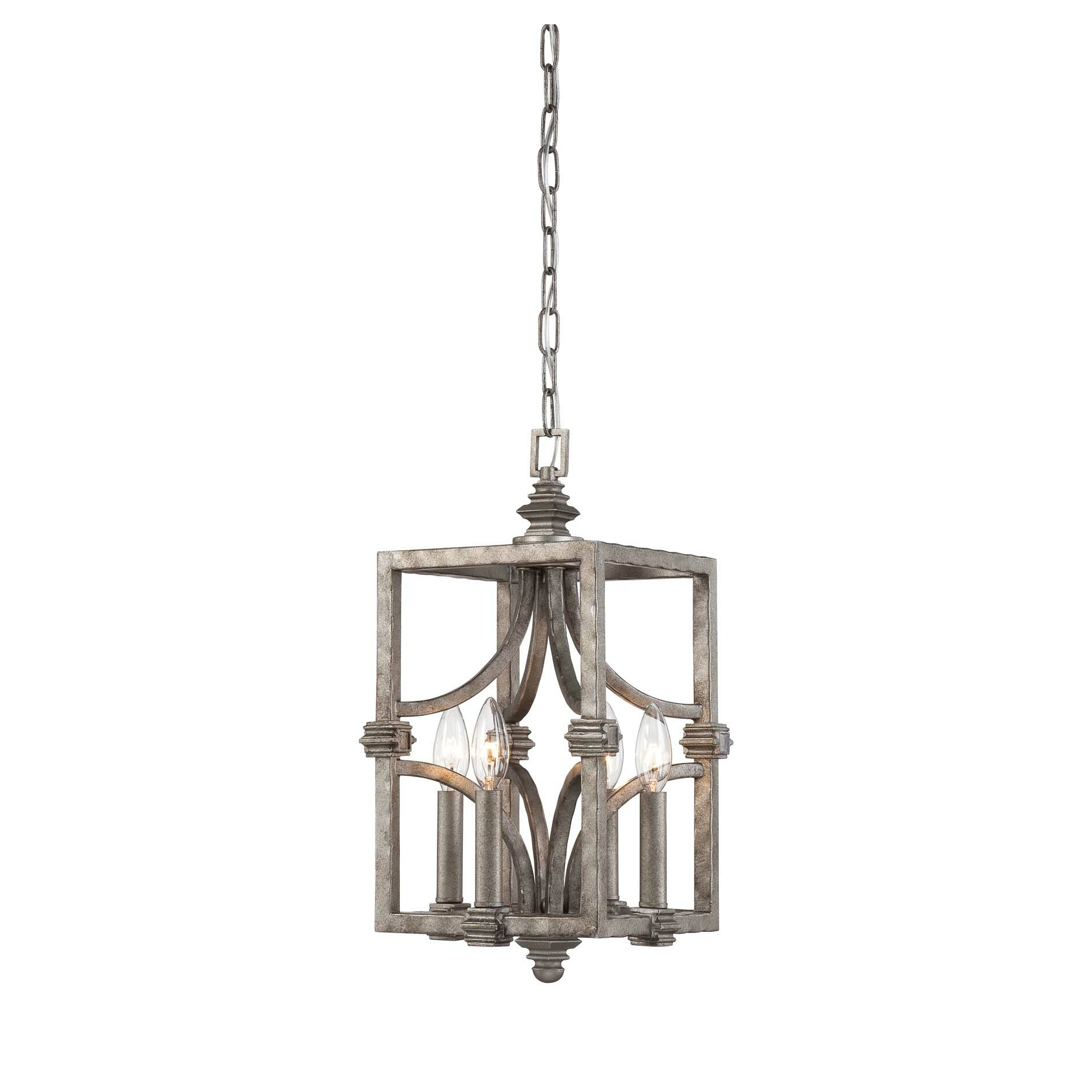 Savoy House Structure 4 Light Foyer Pendant Reviews