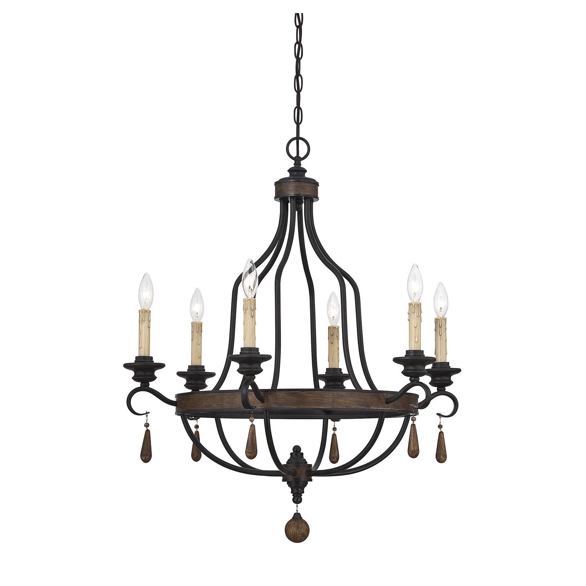 Savoy House Kelsey 9 Light Candle Chandelier & Reviews