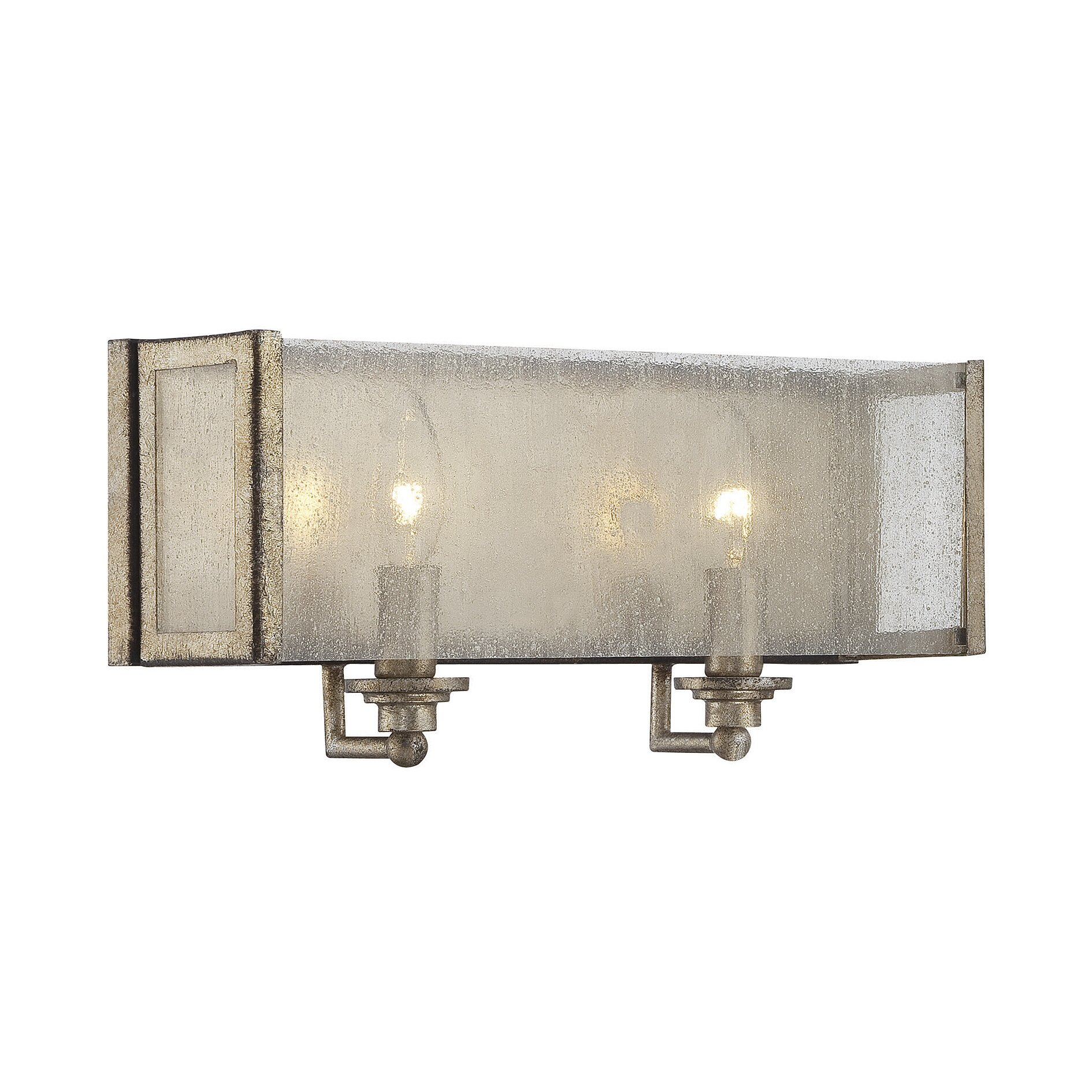 Vanity With Christmas Lights : Savoy House Chelsey 2 Light Vanity Light & Reviews Wayfair