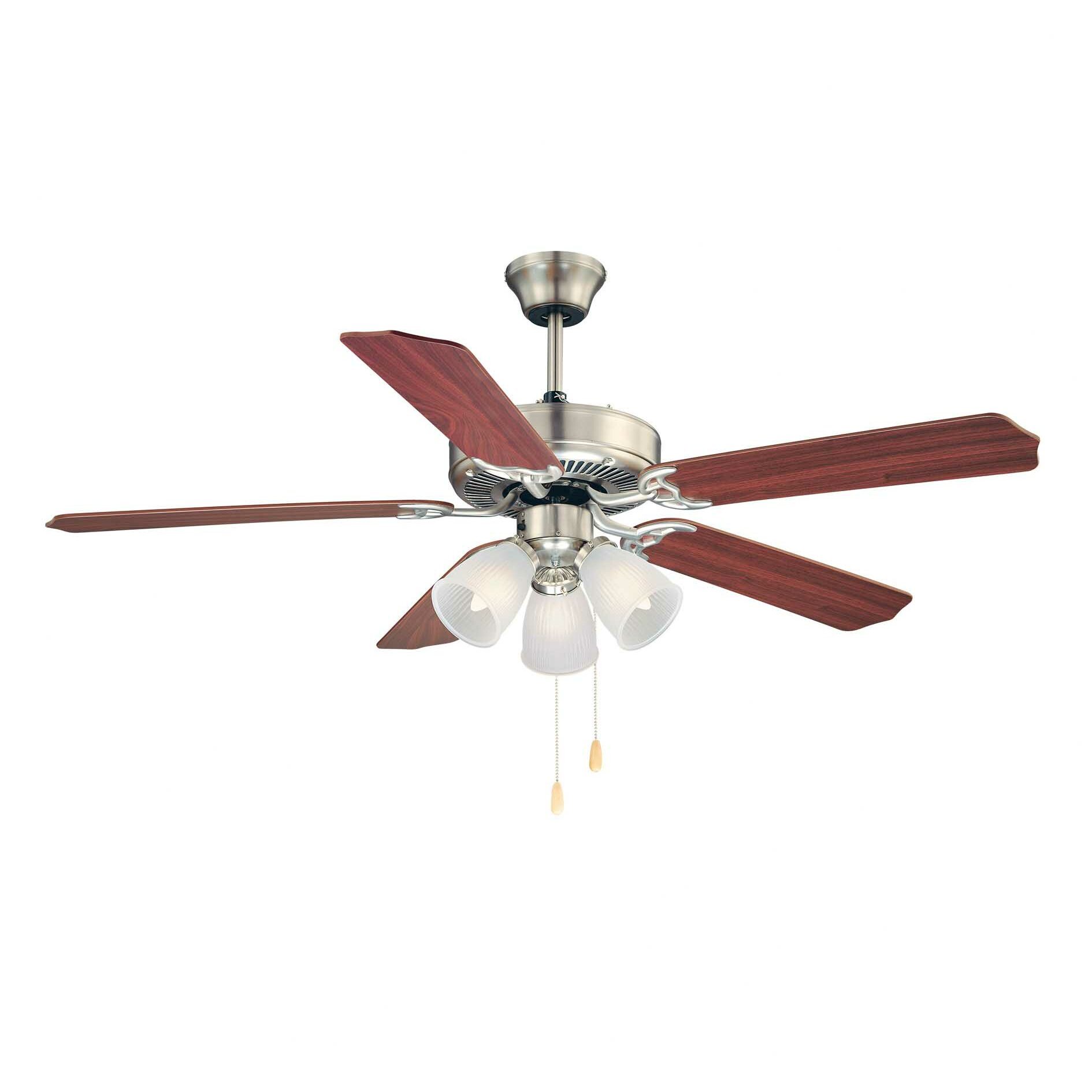 """Savoy House First Value 52"""" 3 Lights Ceiling Fan & Reviews"""