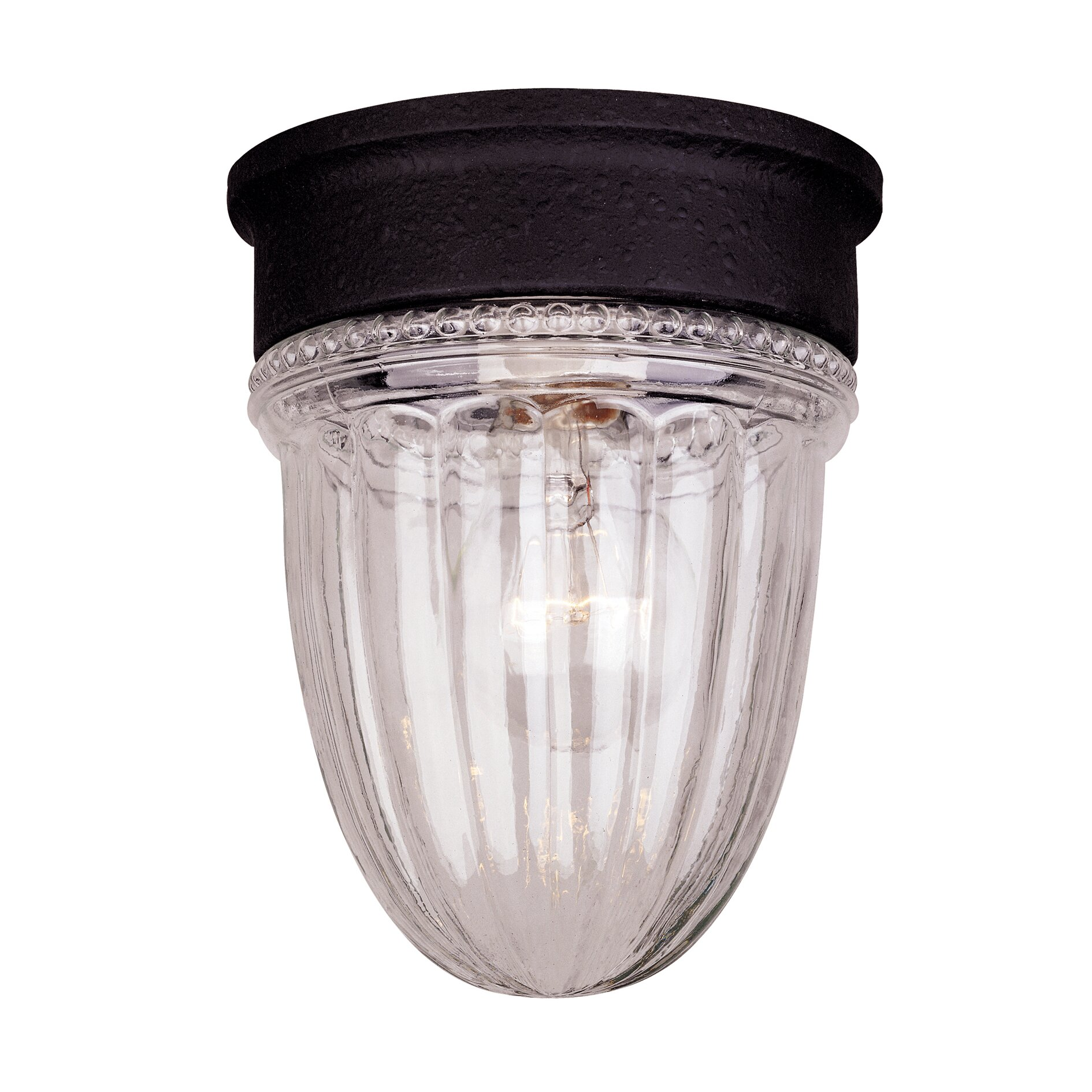 jelly jar light savoy house jelly jar 1 light flush mount amp reviews wayfair 815