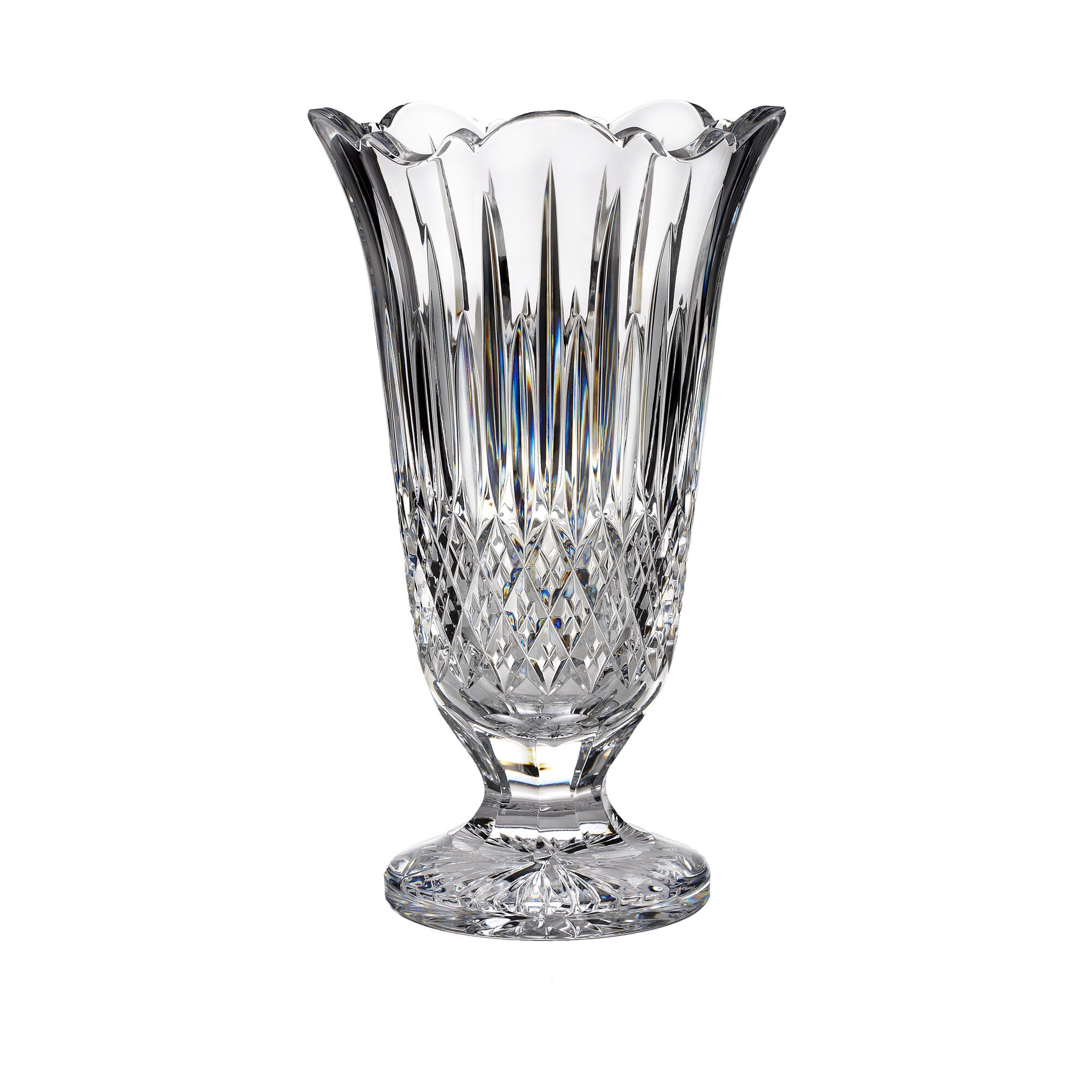 Waterford centerpiece vase wayfair