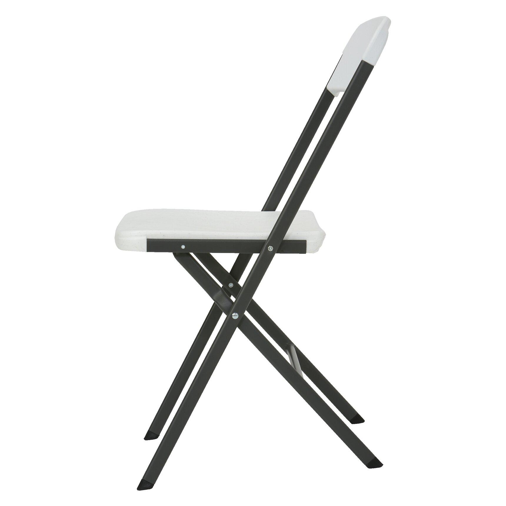 Lifetime Contemporary Essential Folding Chair
