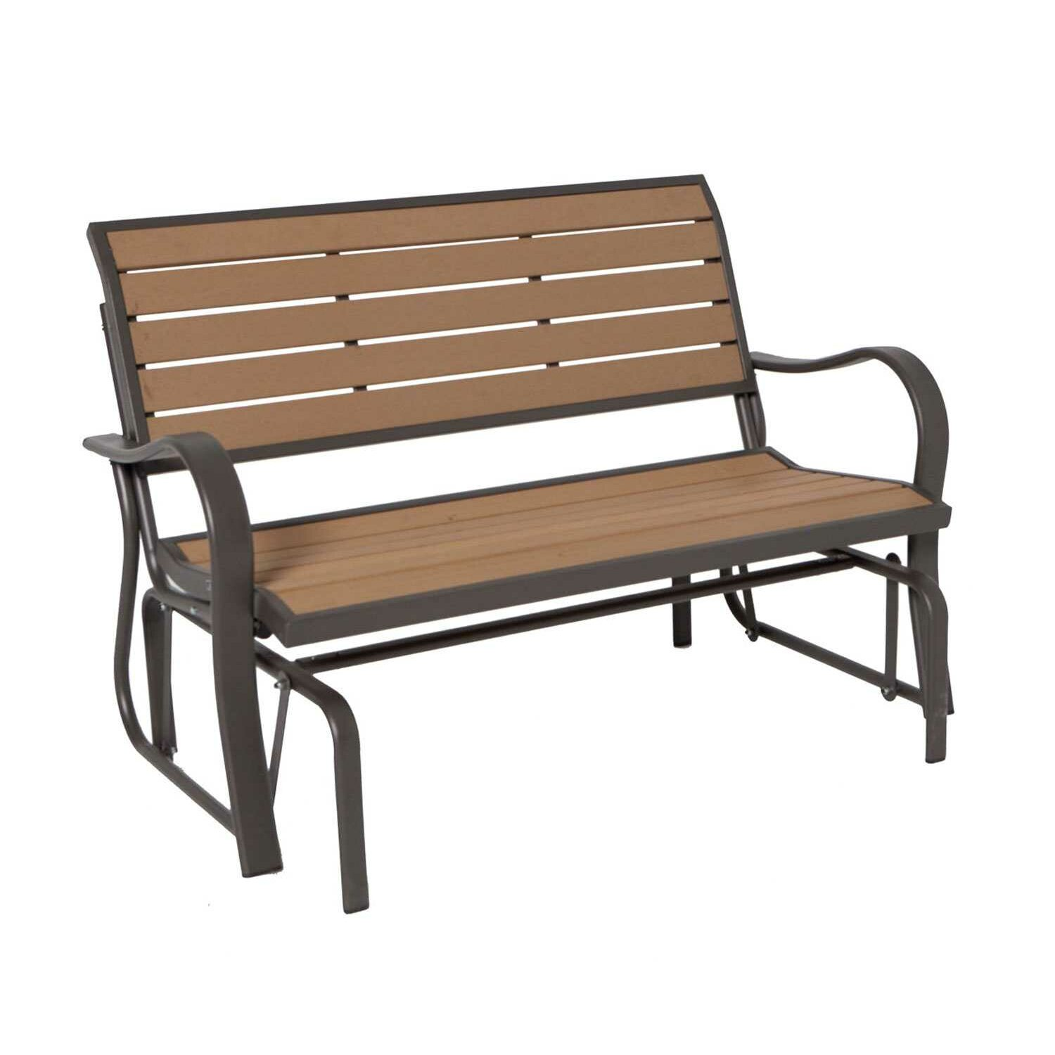Lifetime Glider Bench Reviews Wayfair