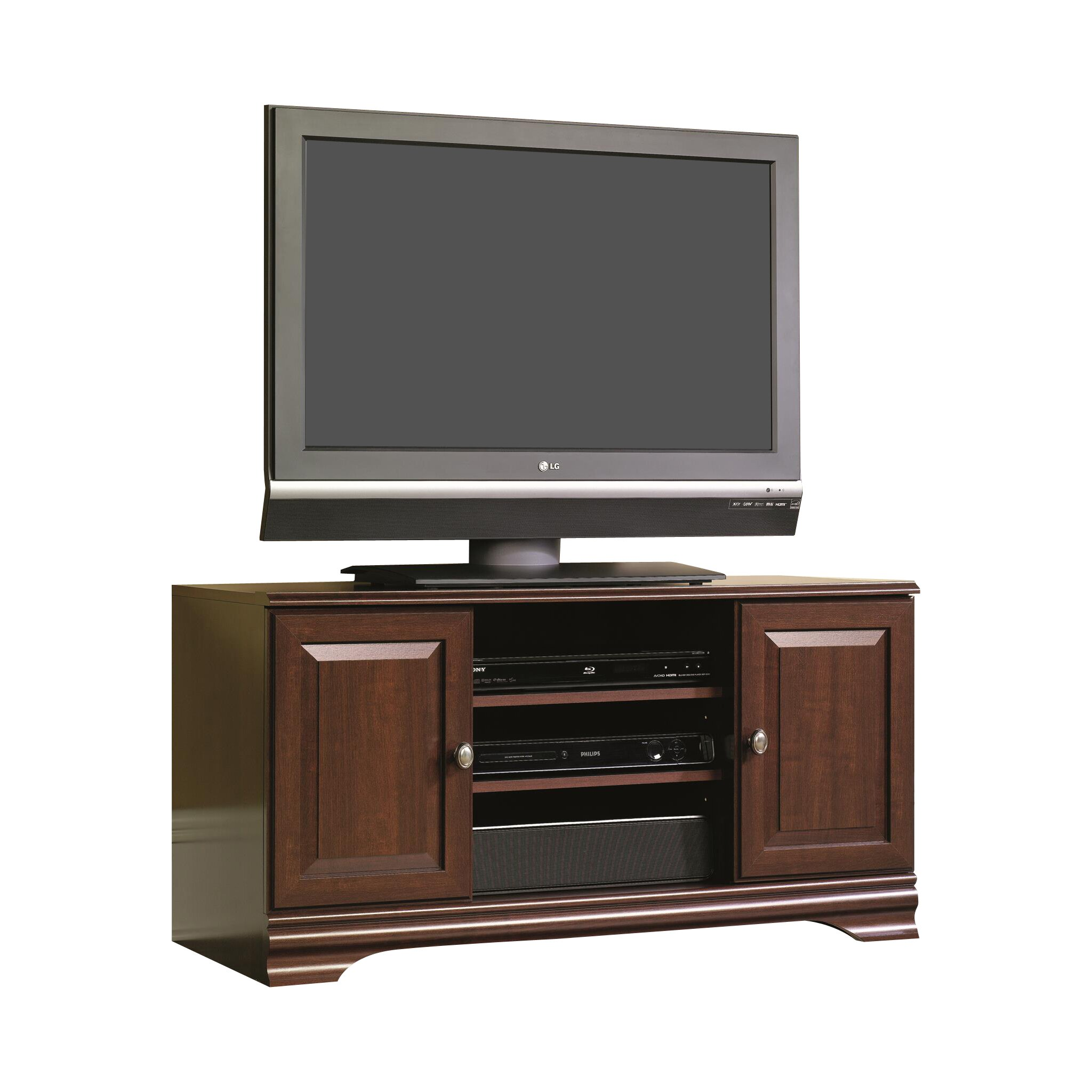 Sauder Carolina Estate TV Stand | Wayfair
