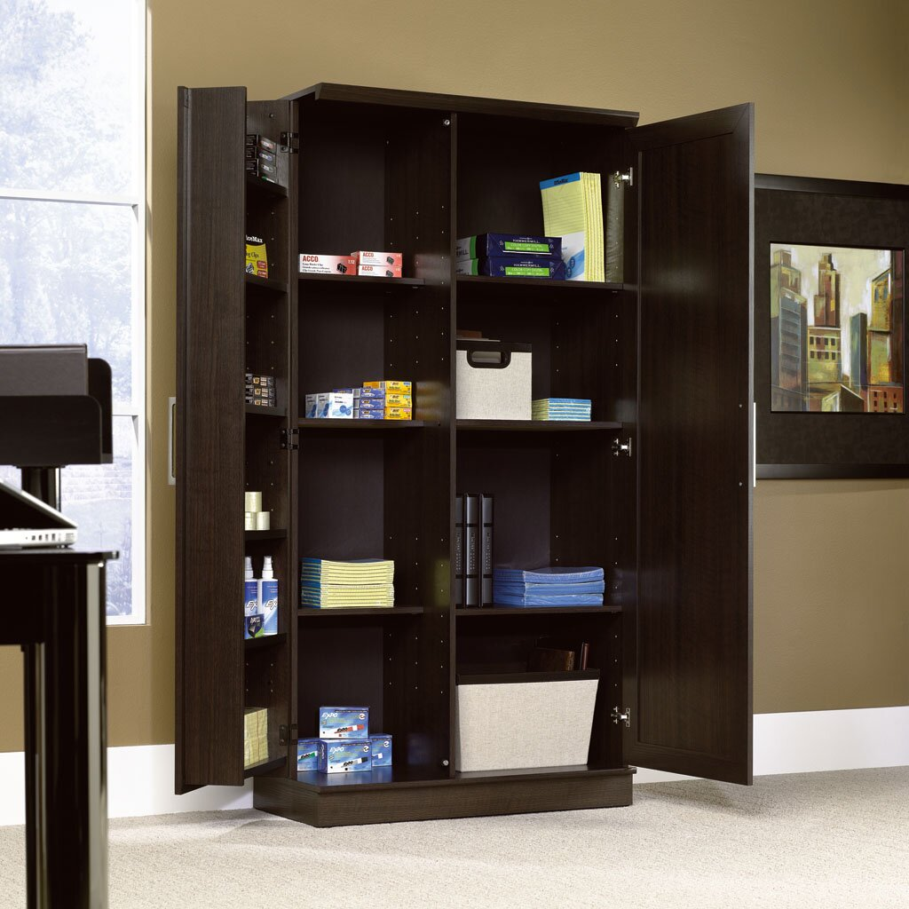 Sauder homeplus armoire reviews wayfair for One day doors and closets reviews