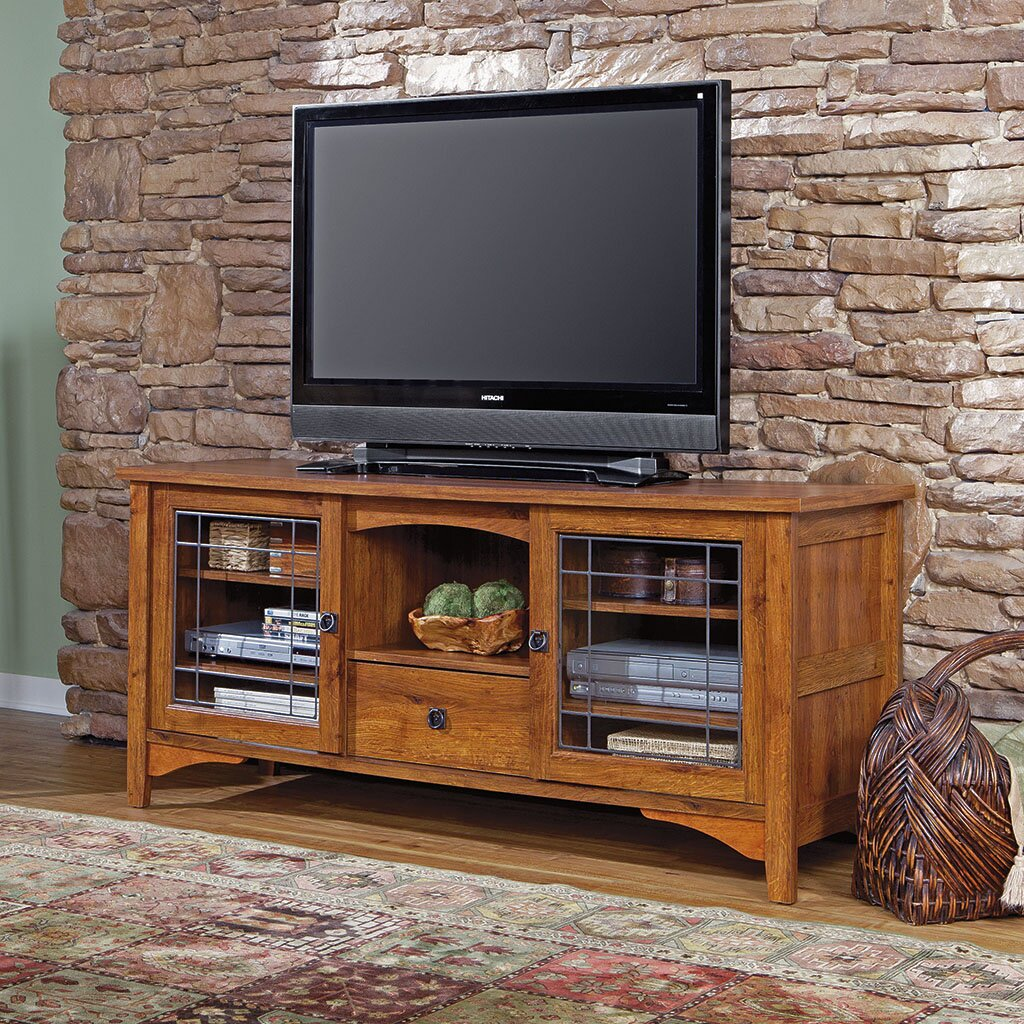 Sauder Rose Valley Tv Stand Reviews Wayfair