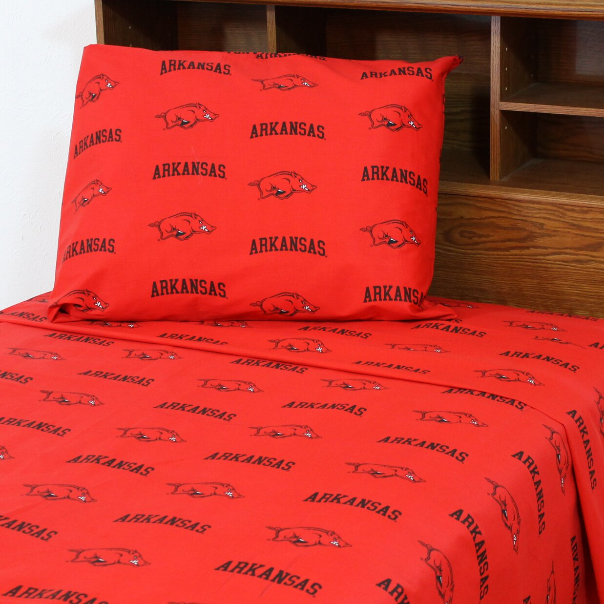 College Covers NCAA Arkansas Bedding Comforter Collection  :  from www.wayfair.ca size 1237 x 1237 jpeg 202kB