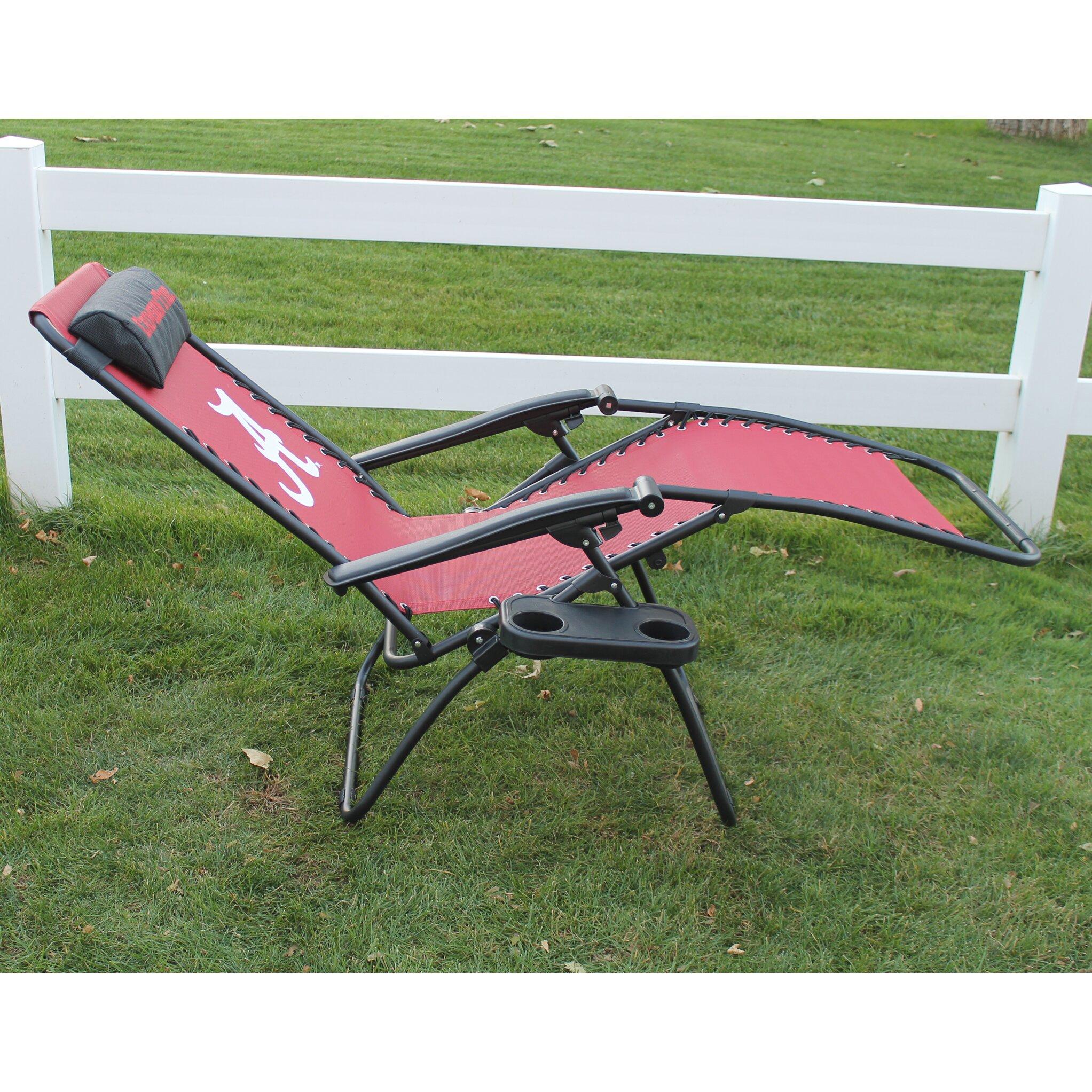 College Covers Ncaa Zero Gravity Chair Amp Reviews Wayfair