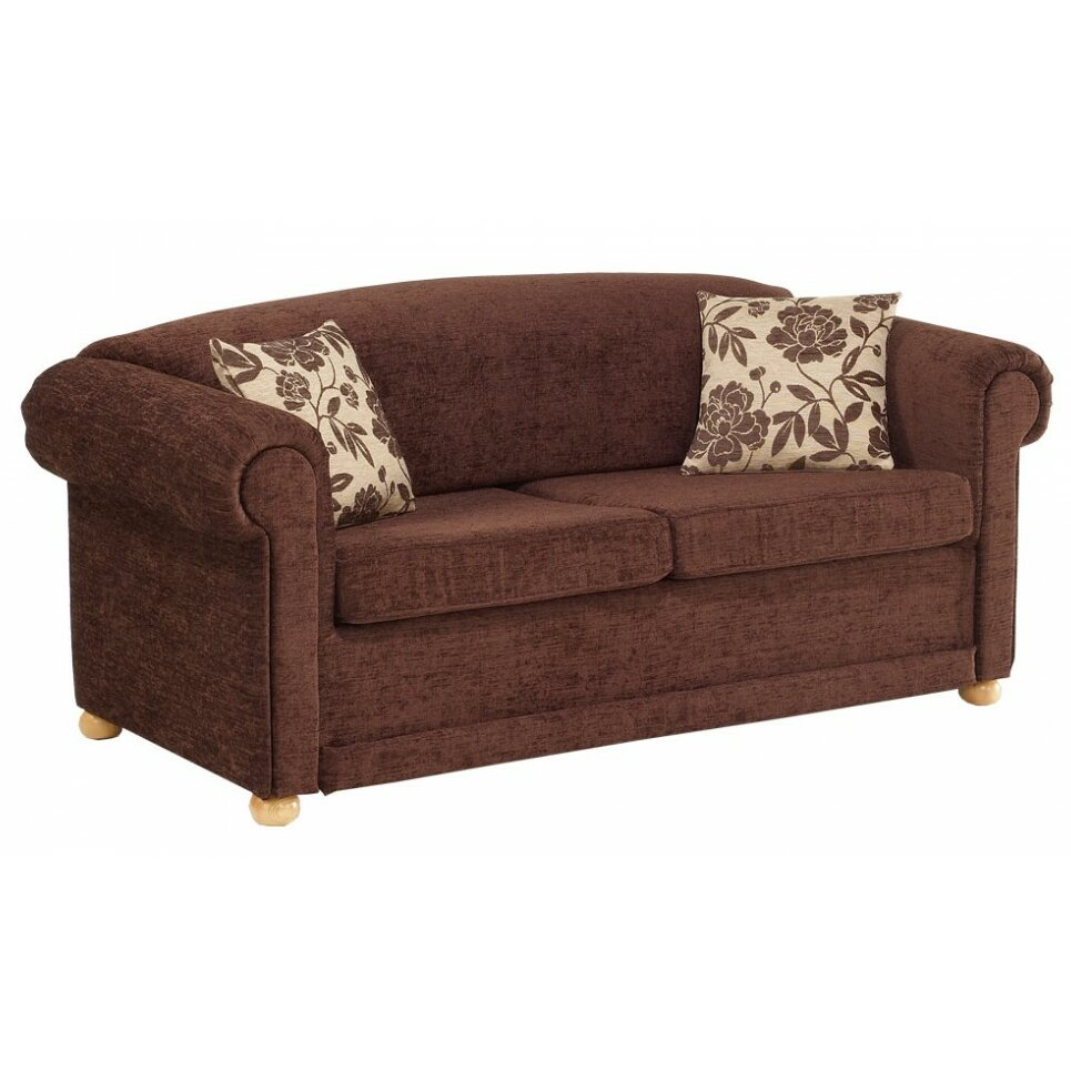 Churchfield Chesterfield 2 Seater Fold Out Sofa Bed& Reviews Wayfair UK