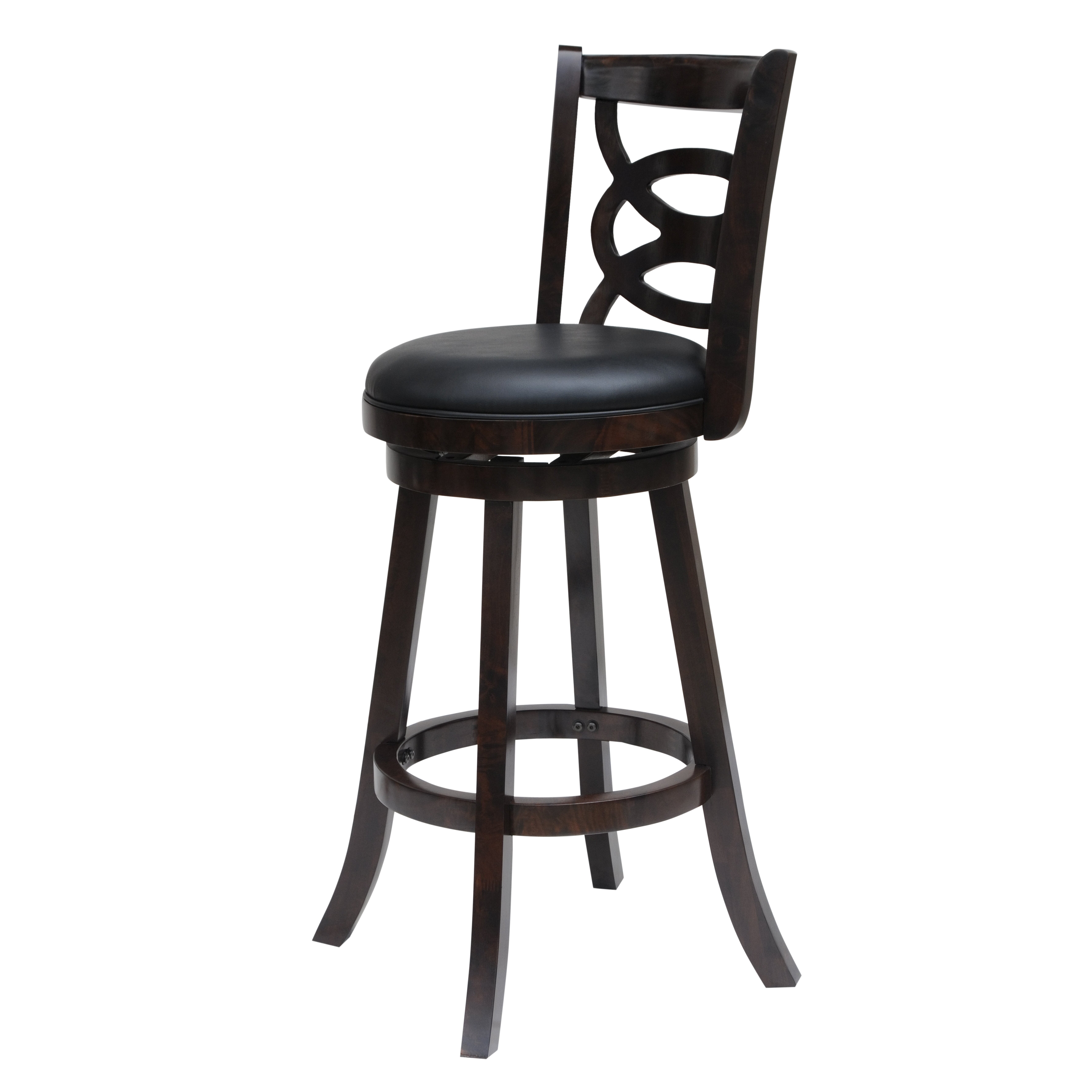 Boraam Seina 24 Quot Swivel Bar Stool Amp Reviews Wayfair