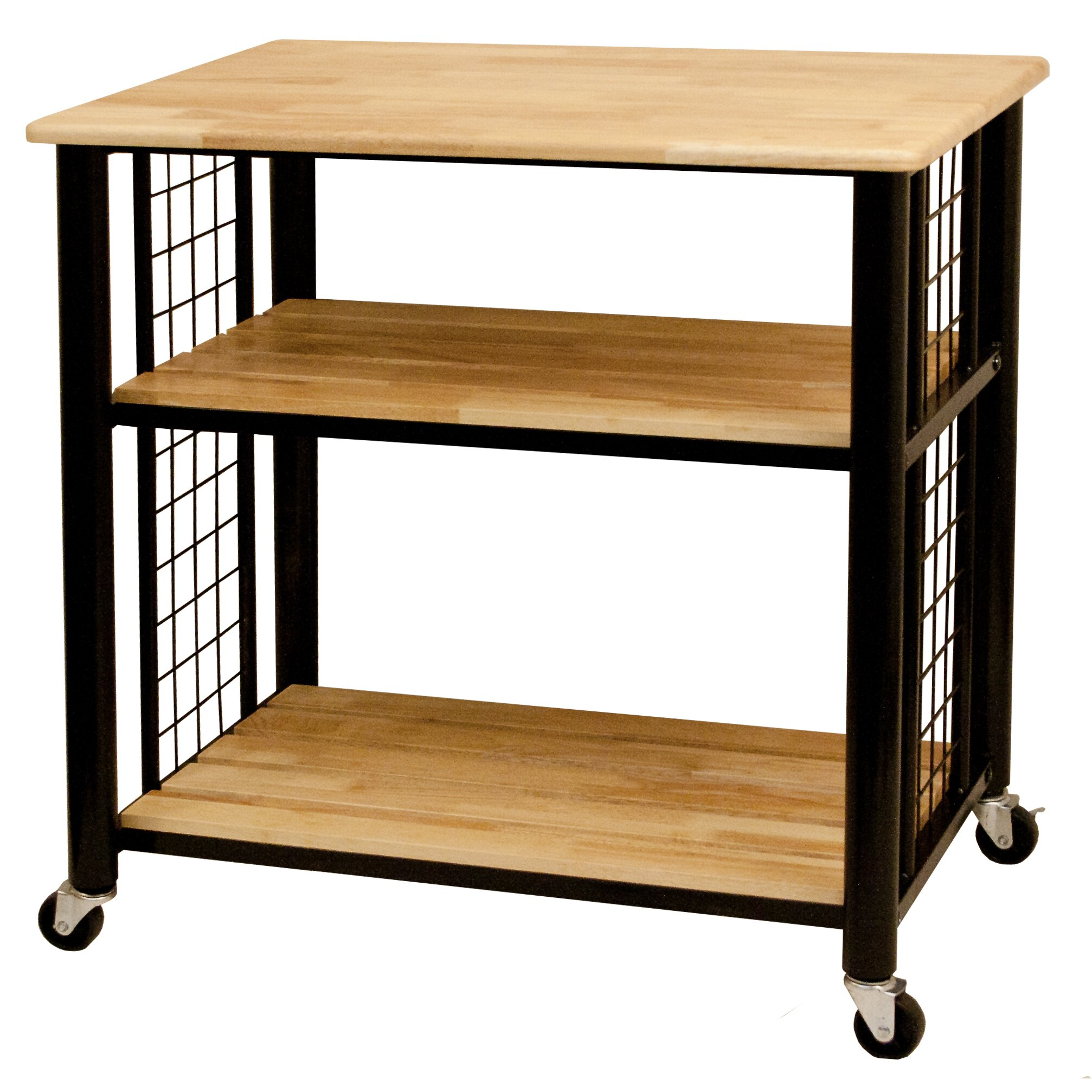 catskill craftsmen kitchen cart  wayfair, Kitchen design