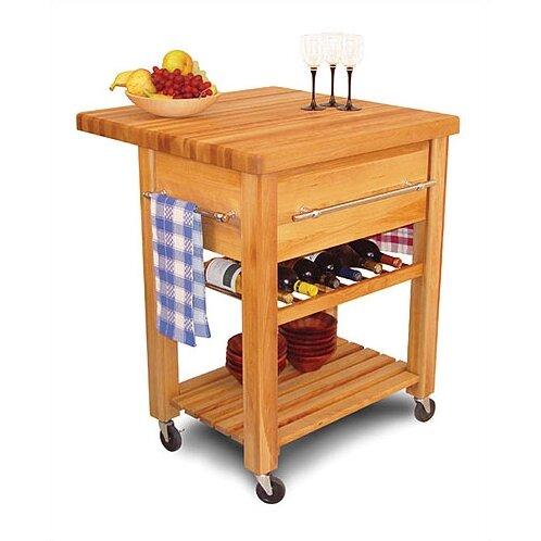 Catskill Craftsmen Grand Workcenter Kitchen Cart Reviews