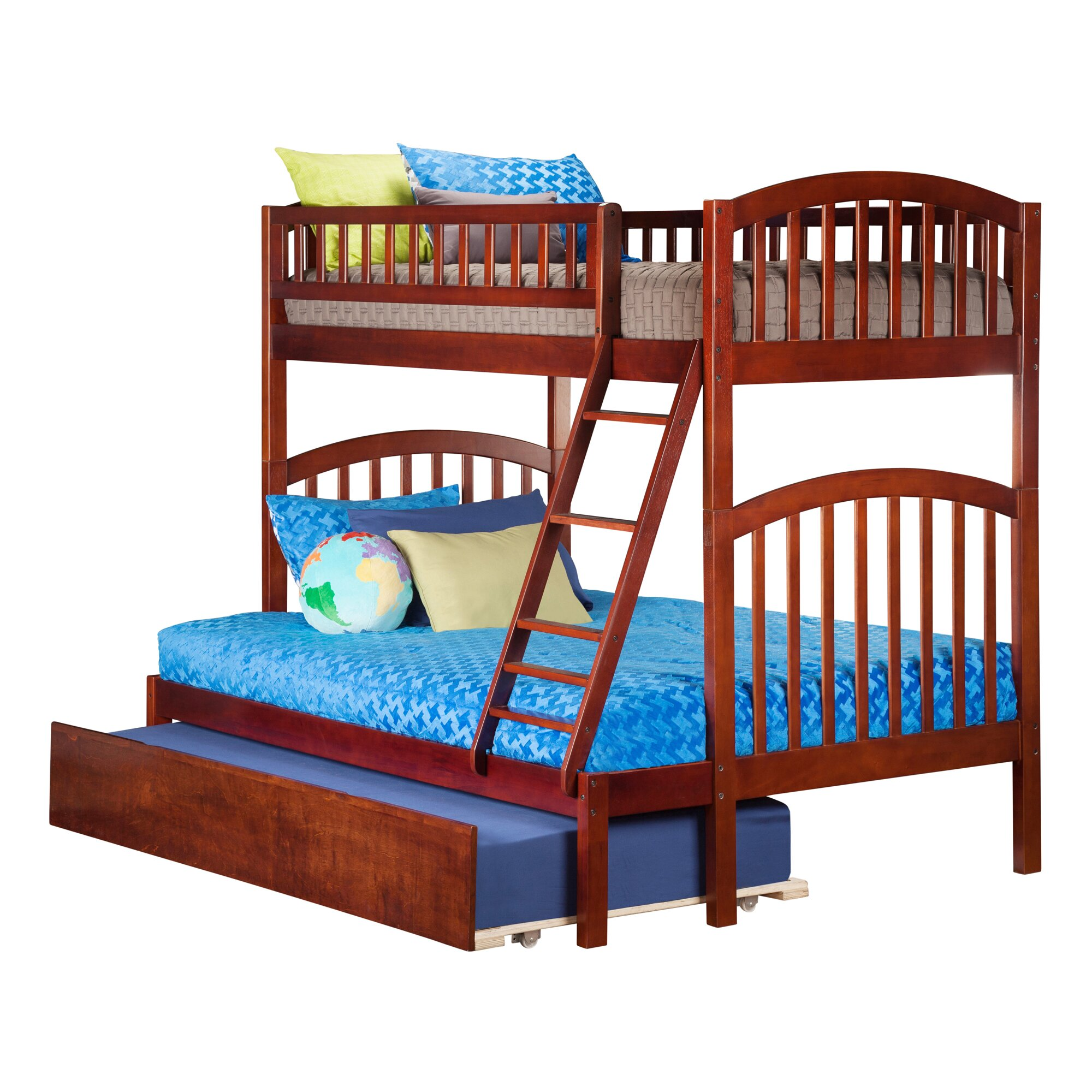 atlantic furniture richland bunk bed