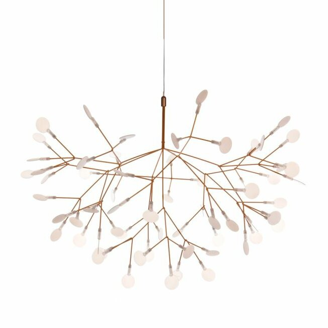 Moooi Heracleum 63 Light Kitchen Island Pendant Amp Reviews