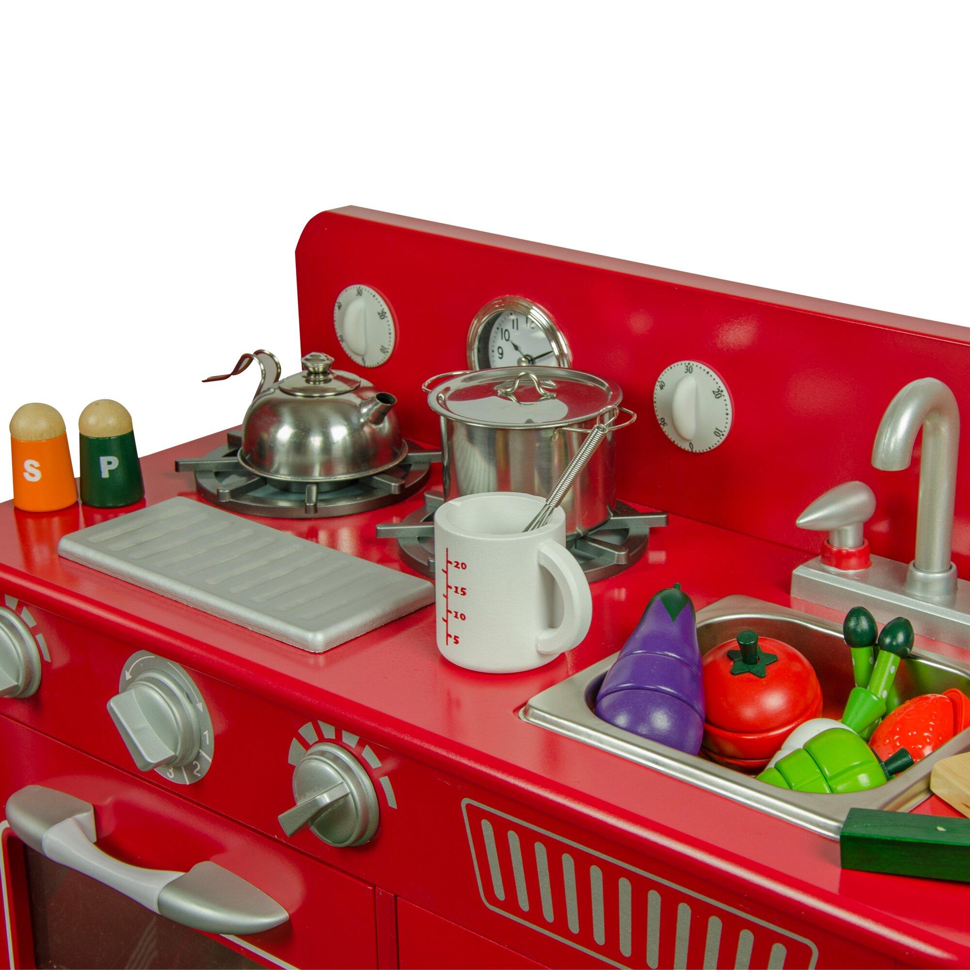 Teamson Kids Play Kitchen Reviews Wayfair Supply