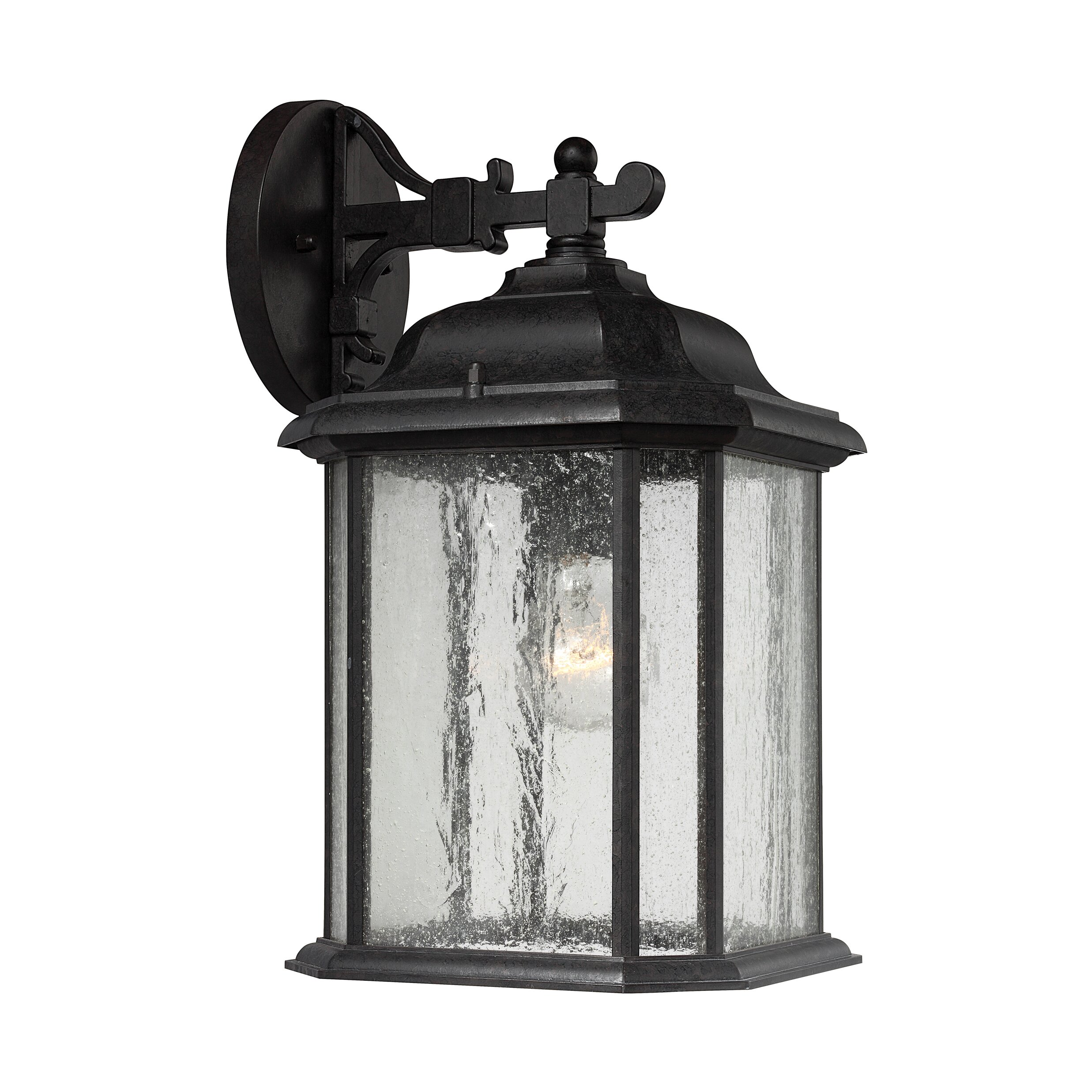 Sea Gull Lighting Kent 1 Light Outdoor Wall Lantern & Reviews Wayfair