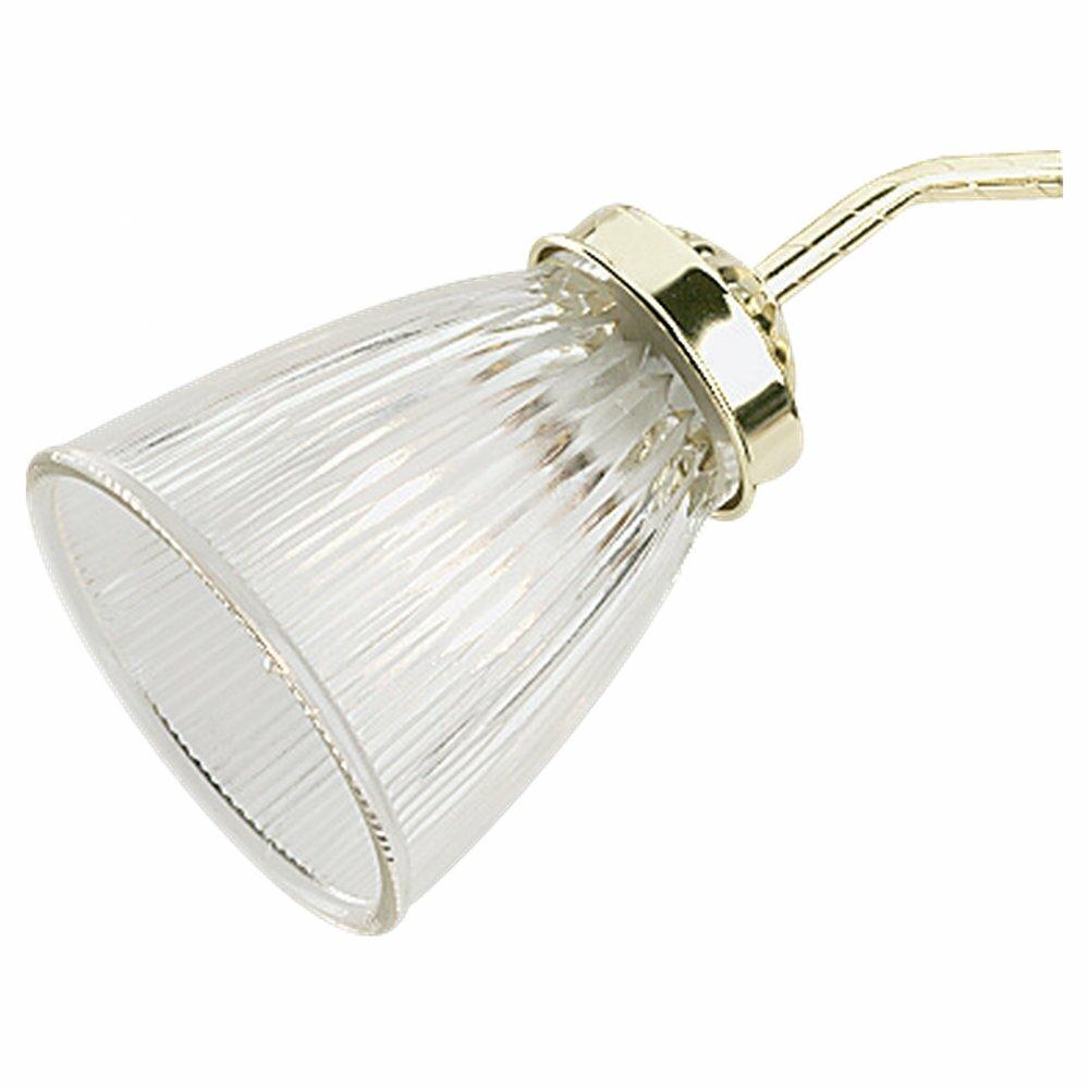 "Fan Lamp Shades: Sea Gull Lighting 5"" Glass Ceiling Fan Fitter Shade"